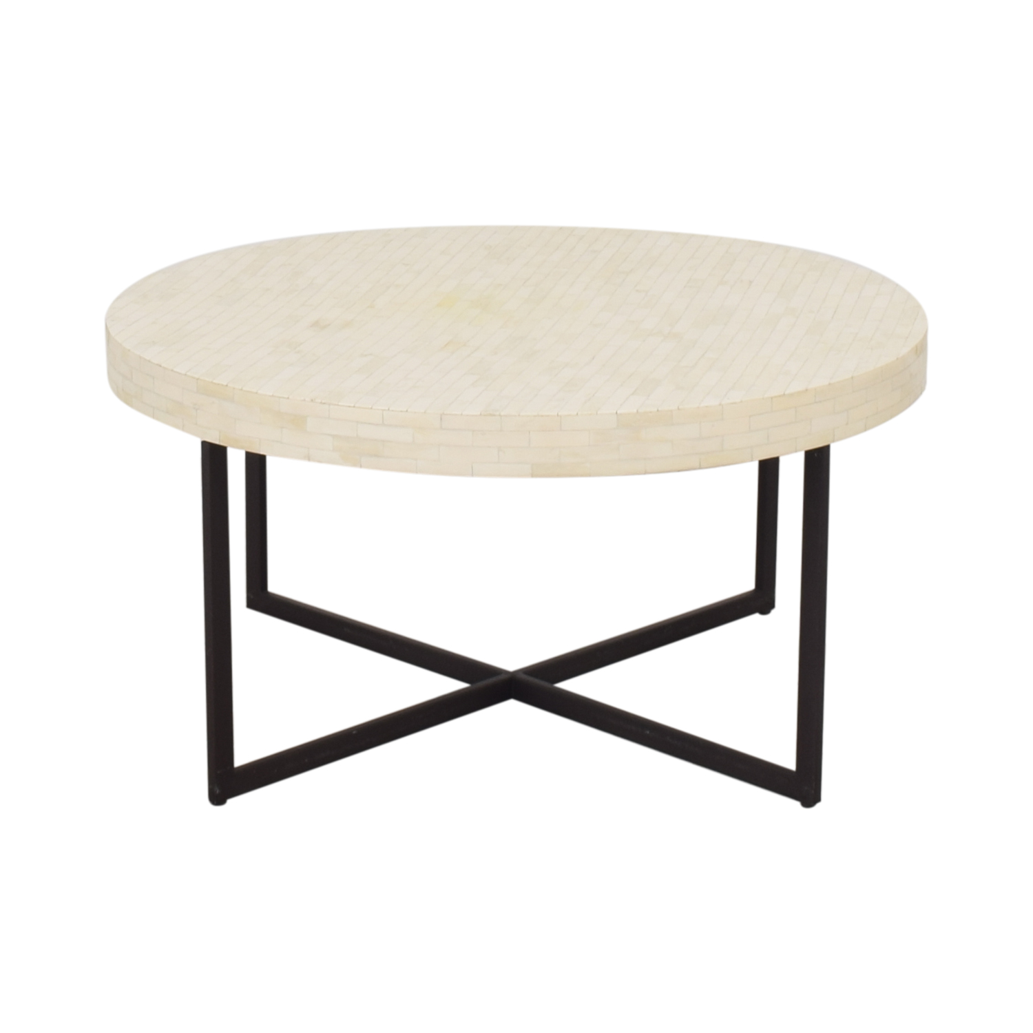 West Elm West Elm Bone Coffee Table nyc