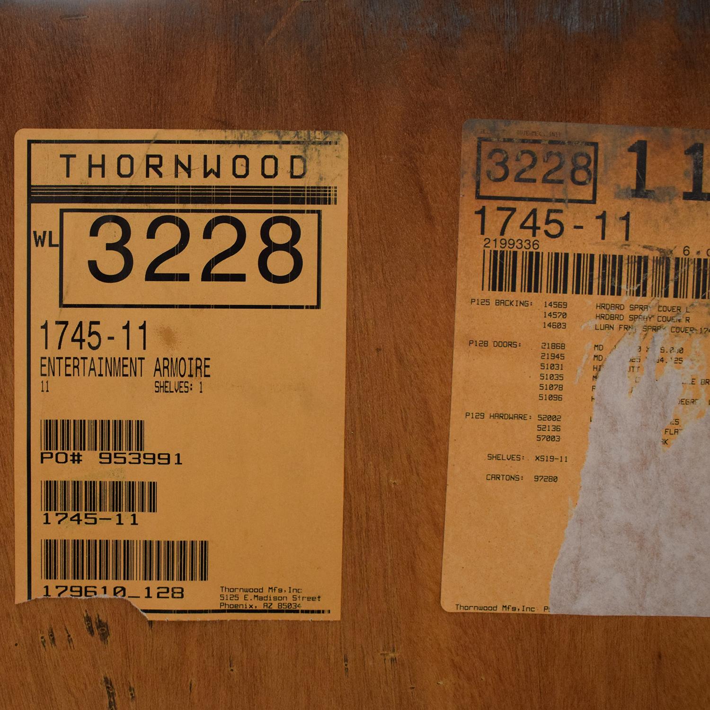 Thornwood Thornwood Entertainment Armoire pa