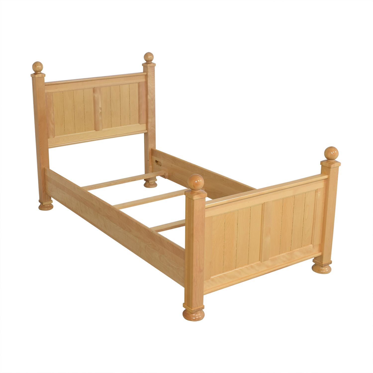 Bellini Bellini Jacob Twin Bed brown