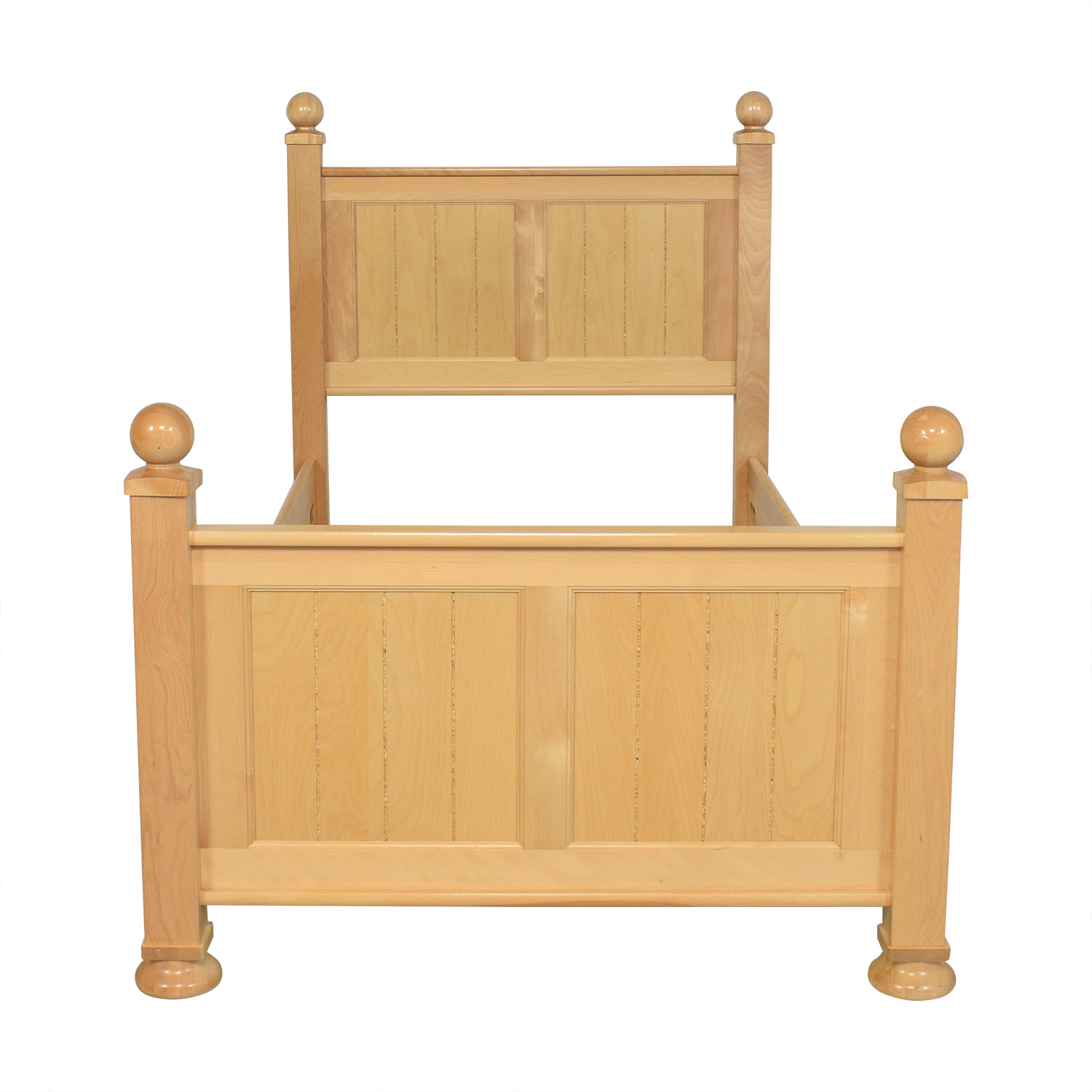 shop Bellini Jacob Twin Bed Bellini Bed Frames