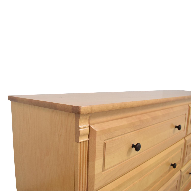 Bellini Bellini Six Drawer Dresser