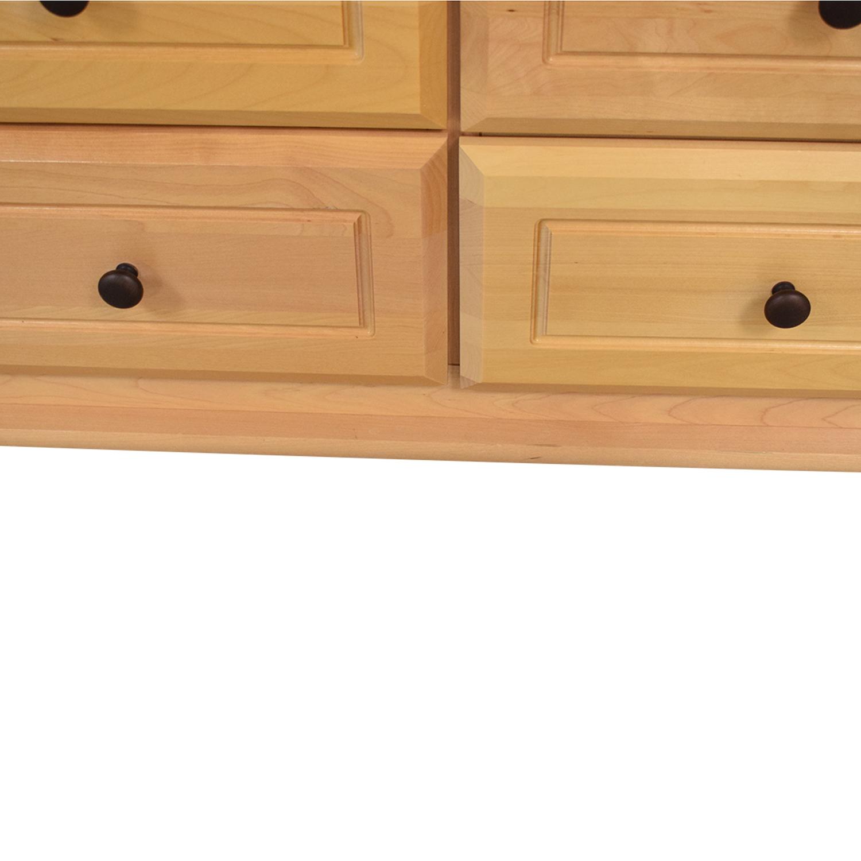 Bellini Bellini Six Drawer Dresser on sale