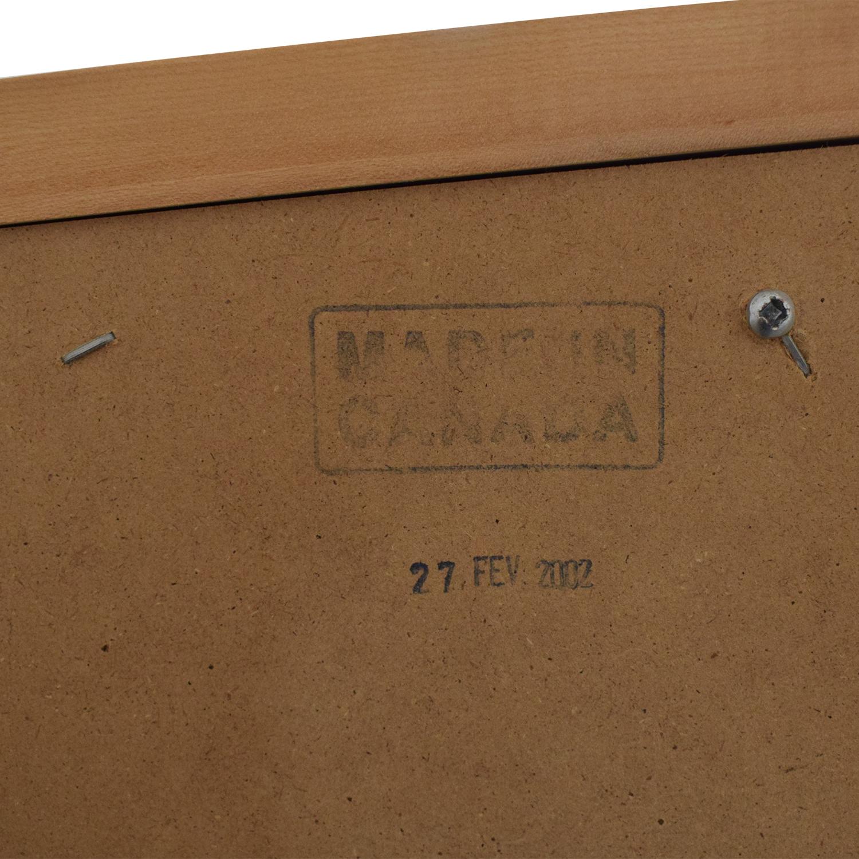 Bellini Six Drawer Dresser / Dressers