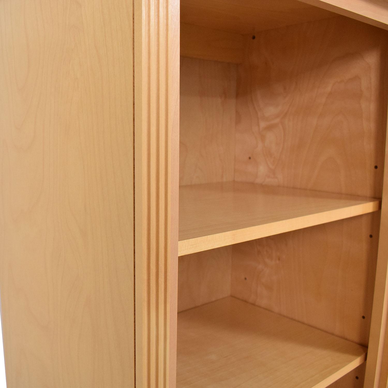 Bellini Bellini Natural Bookcase brown