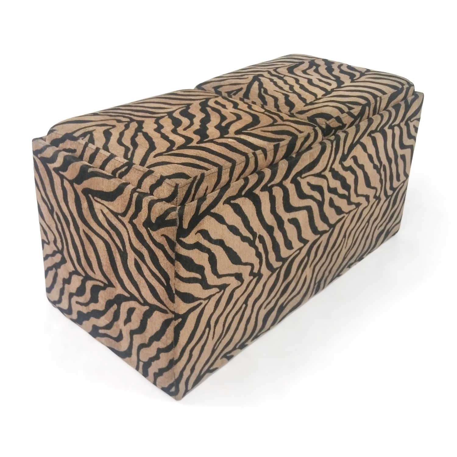 Zebra Ottomans For Sale Futons Louisville Ky And Best