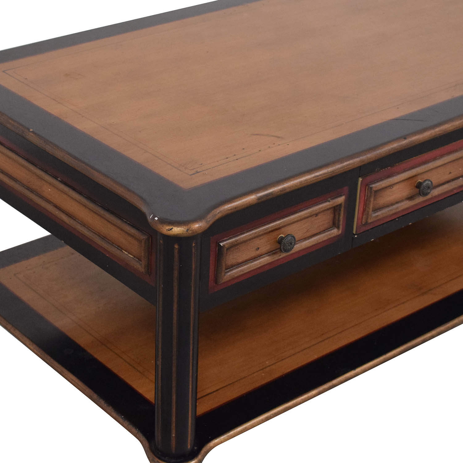 Coffee Table with Drawer pa
