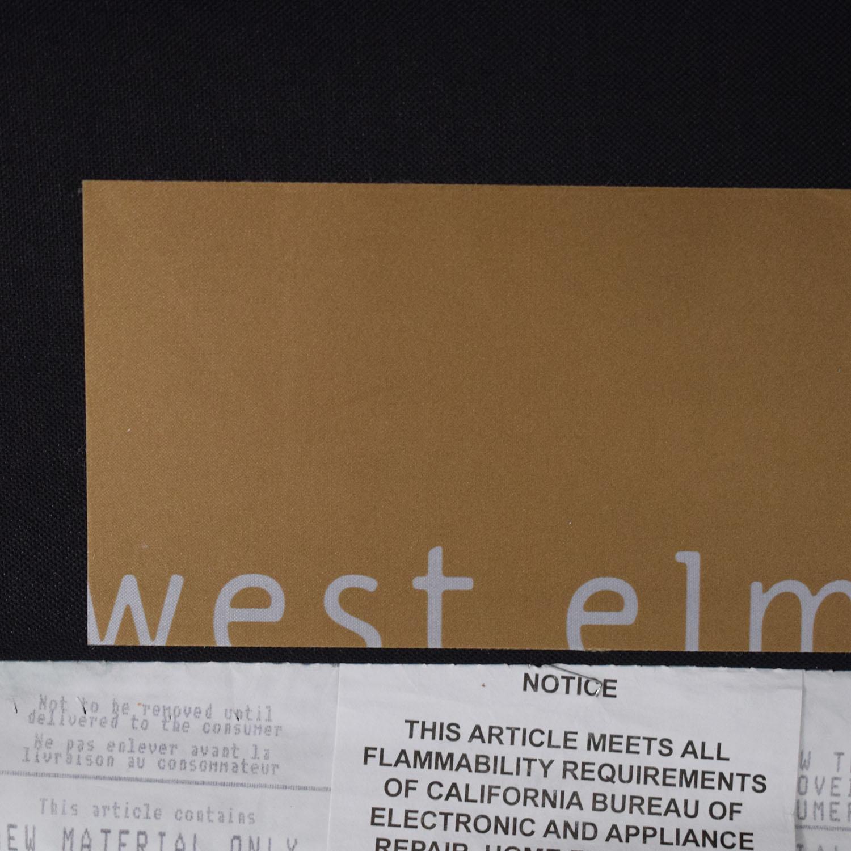 West Elm West Elm Crosby Mid Century Loveseat discount