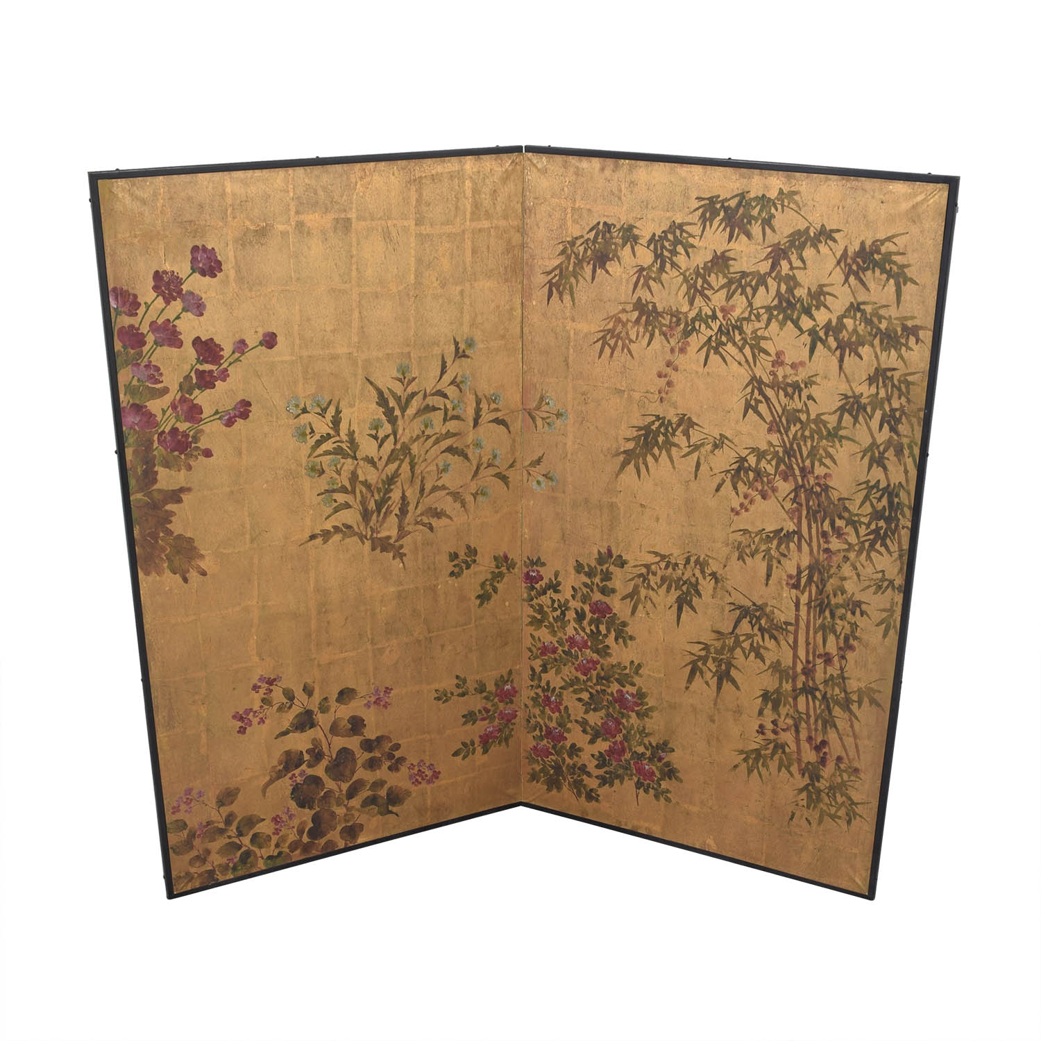 buy  Japanese Style Two Panel Room Divider online