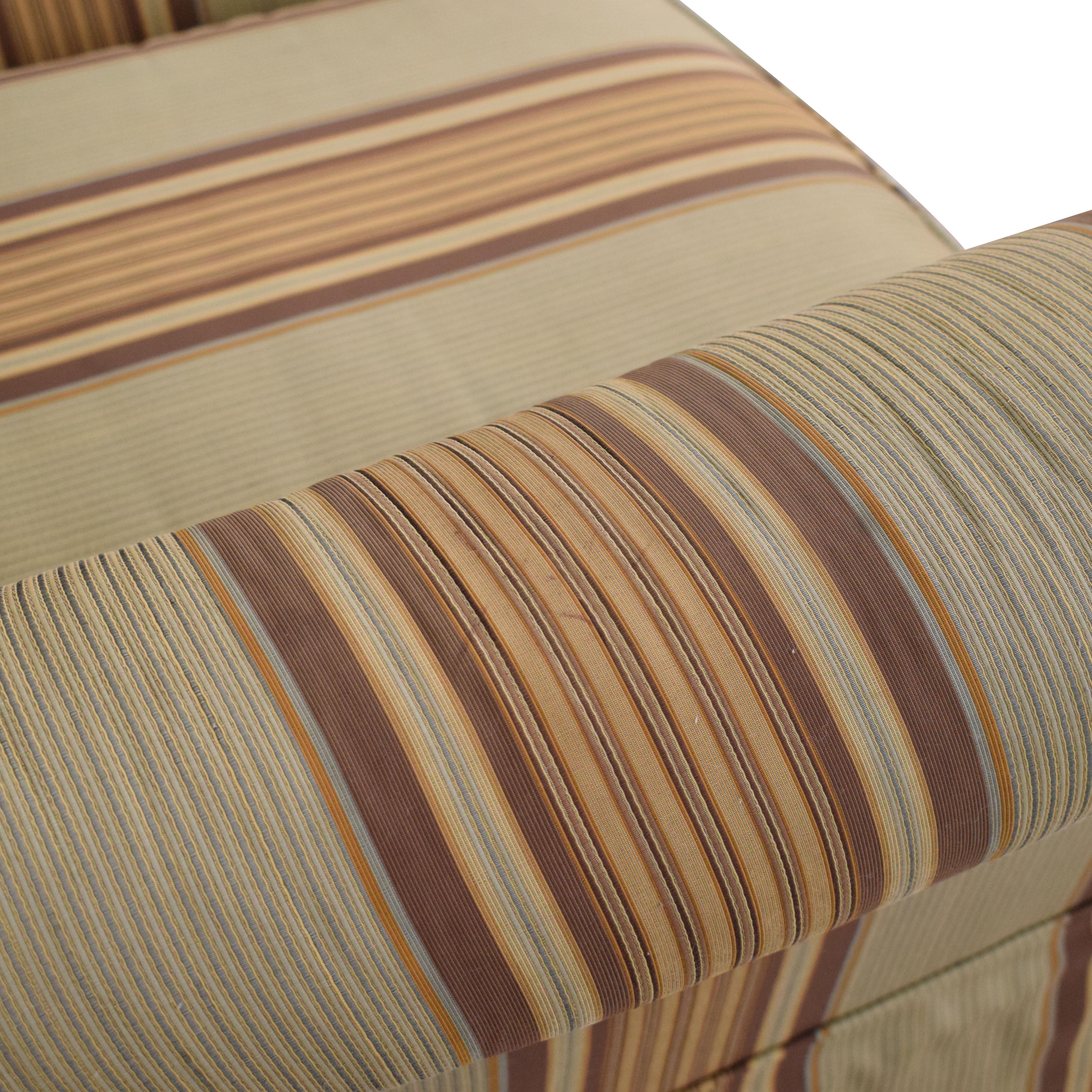 shop Harden Harden Roll Arm Lounge Chair online