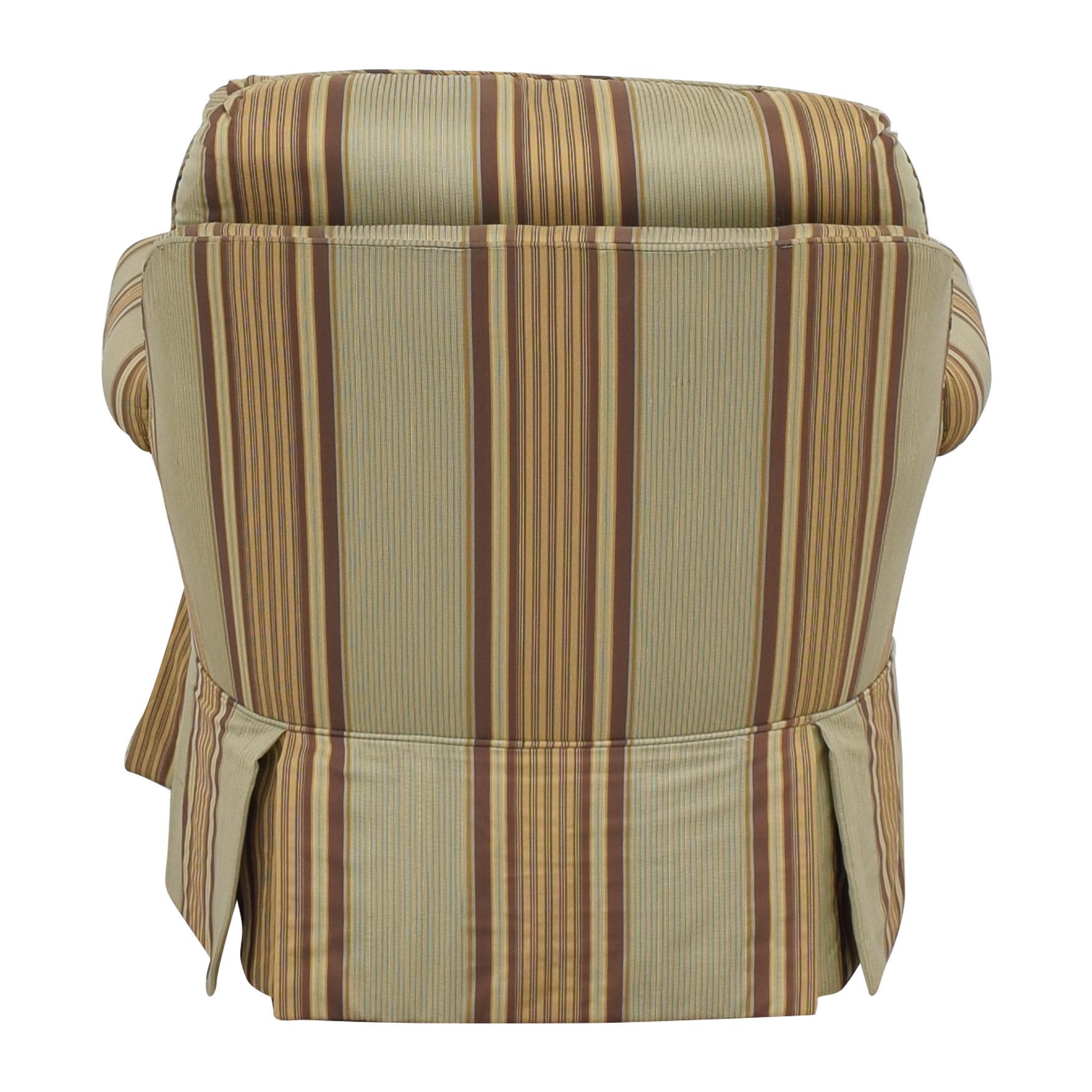 Harden Harden Roll Arm Lounge Chair on sale