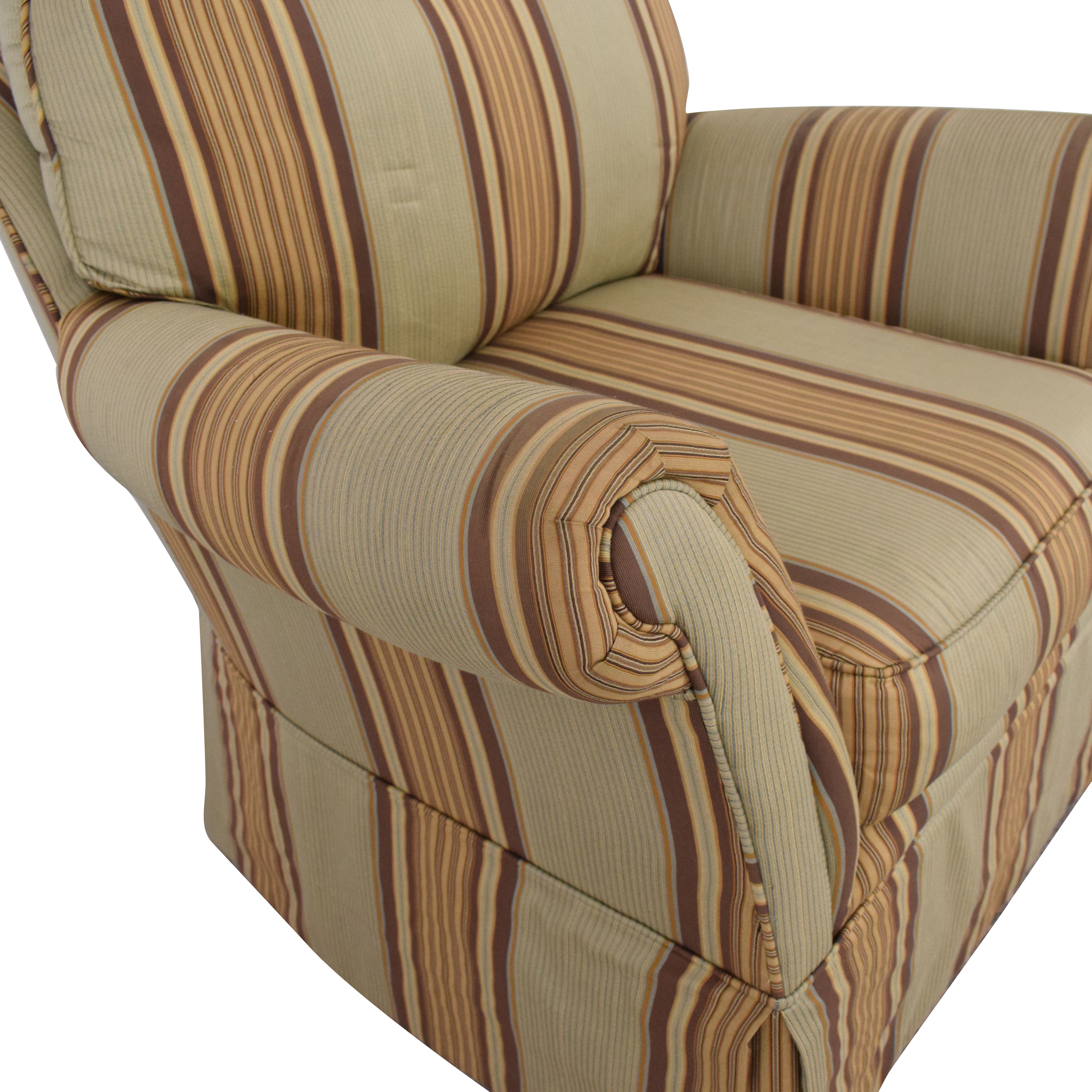 Harden Roll Arm Lounge Chair / Accent Chairs