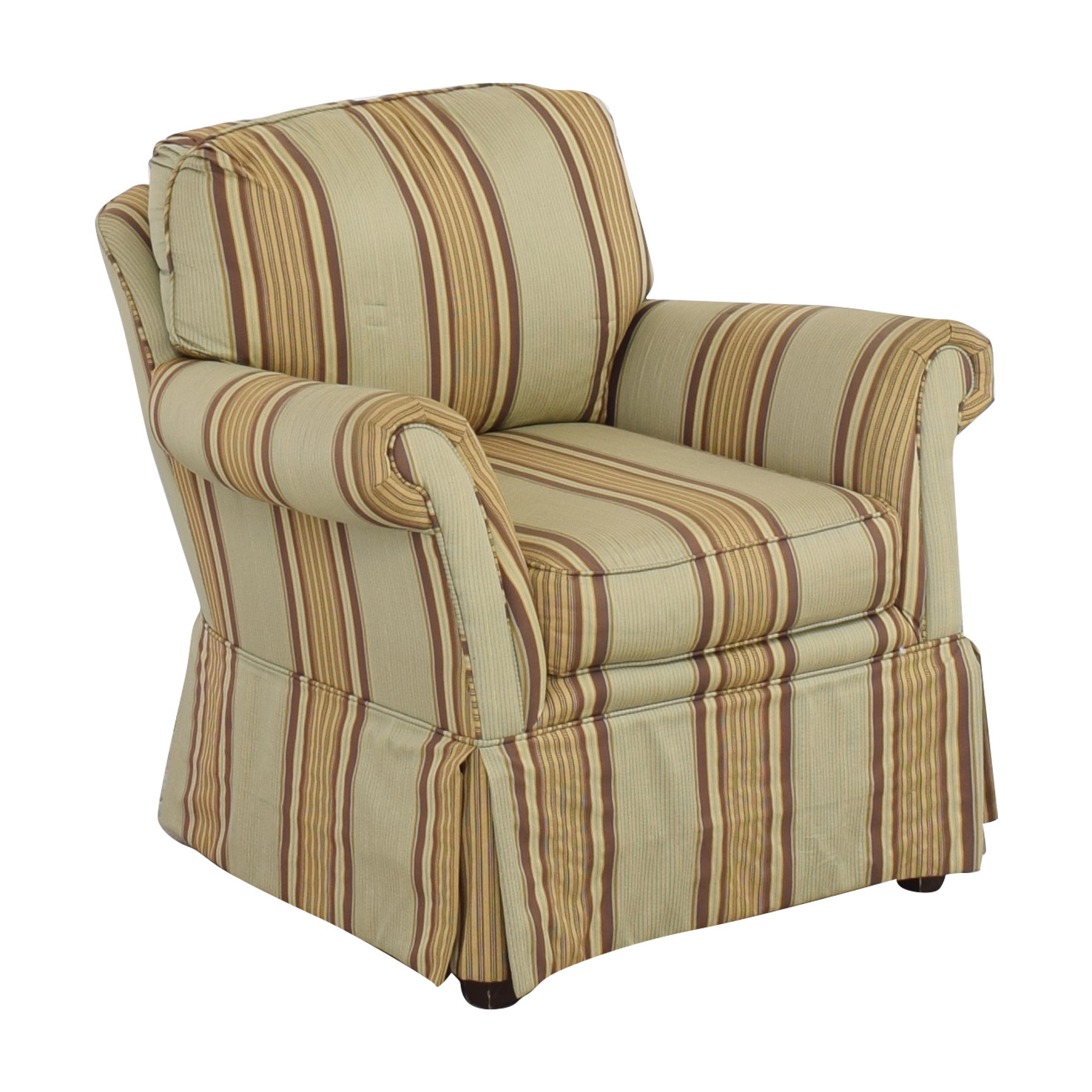 shop Harden Roll Arm Lounge Chair Harden Chairs
