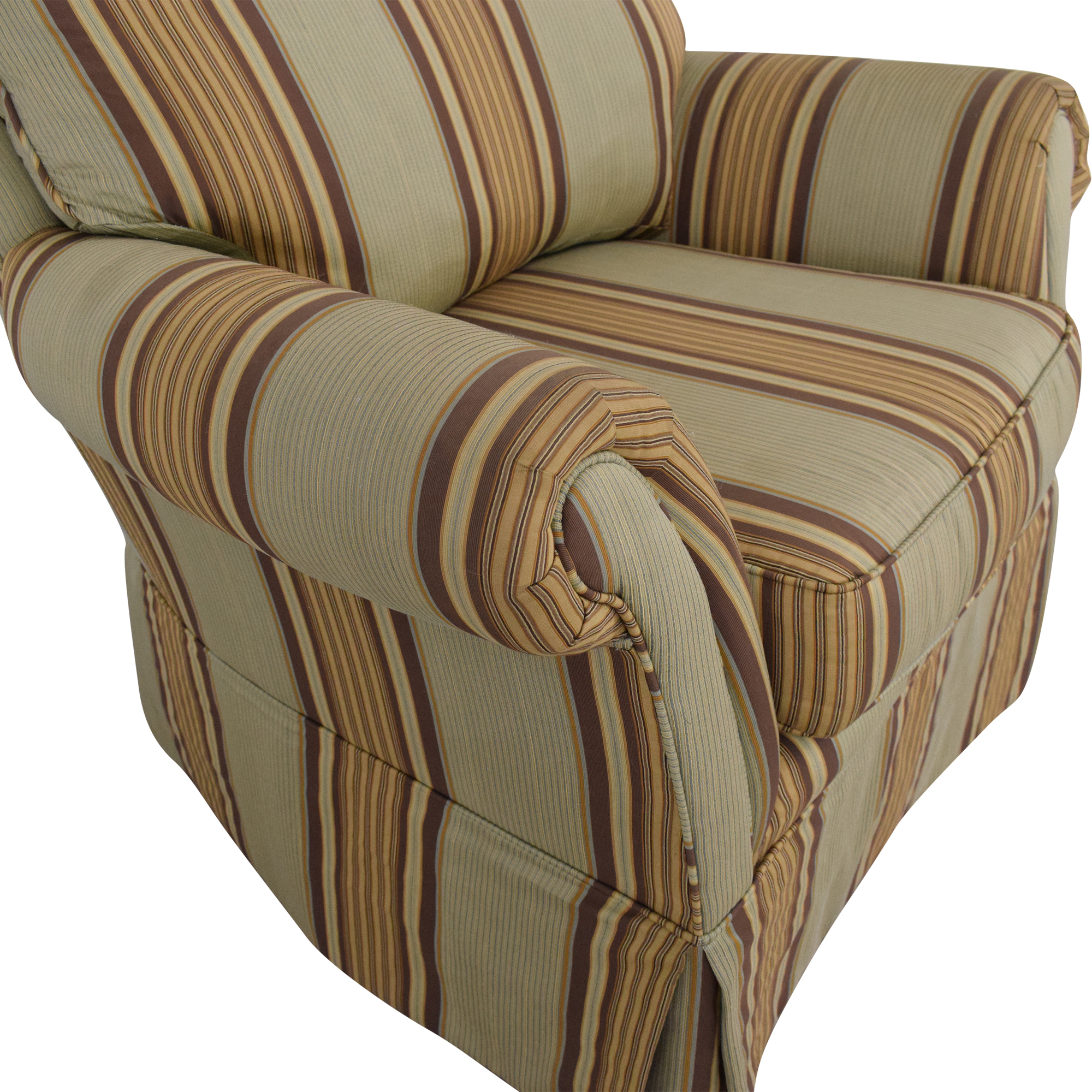Harden Harden Roll Arm Lounge Chair used