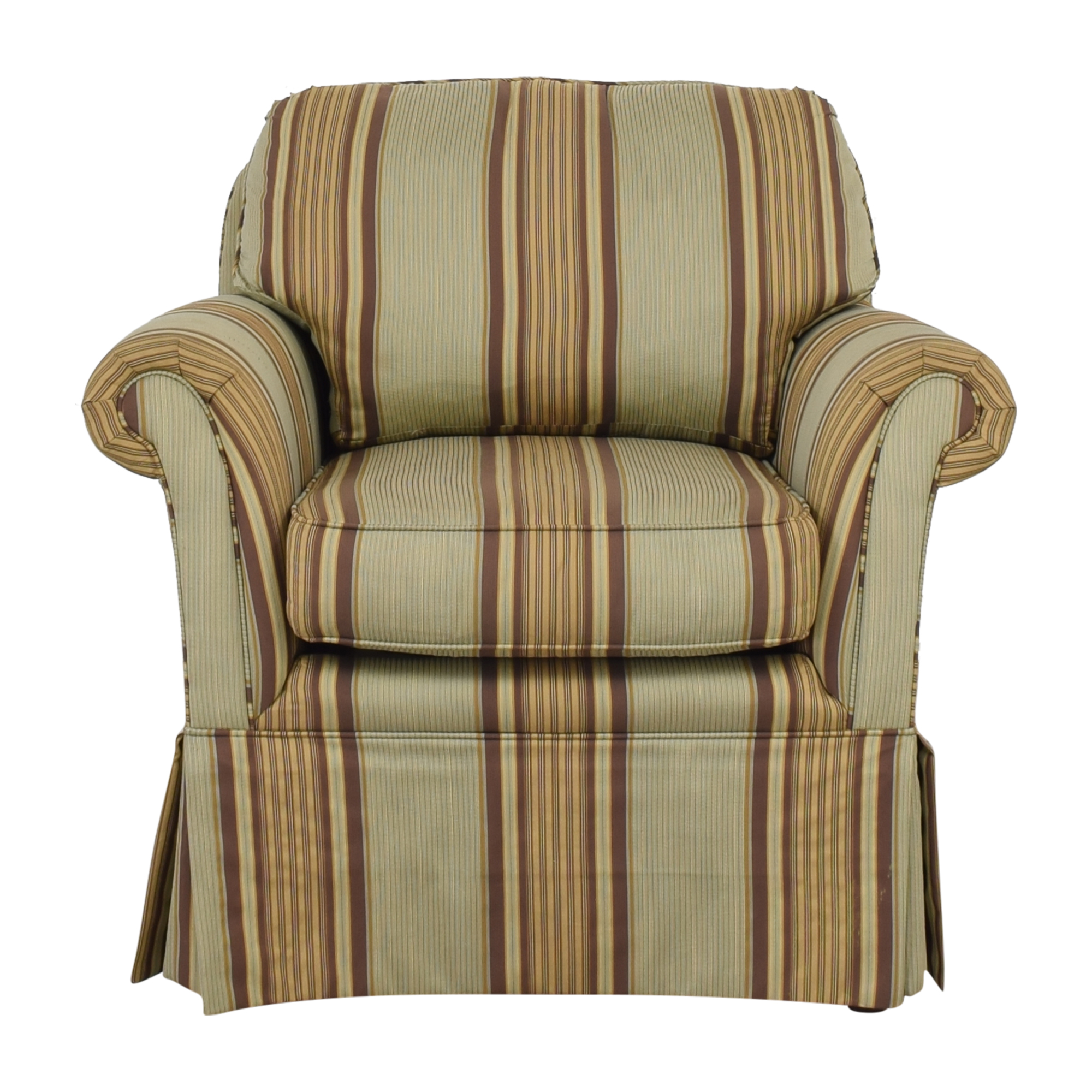 Harden Roll Arm Lounge Chair sale