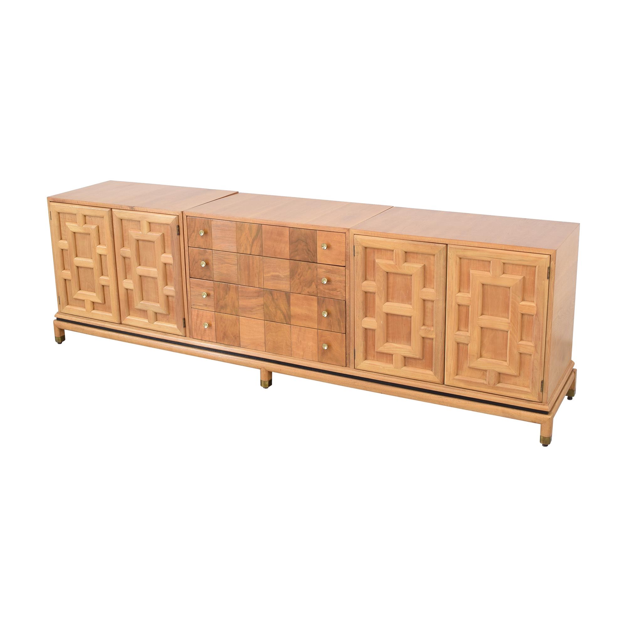 buy Johnson Furniture Johnson Furniture Geometric Sideboard online