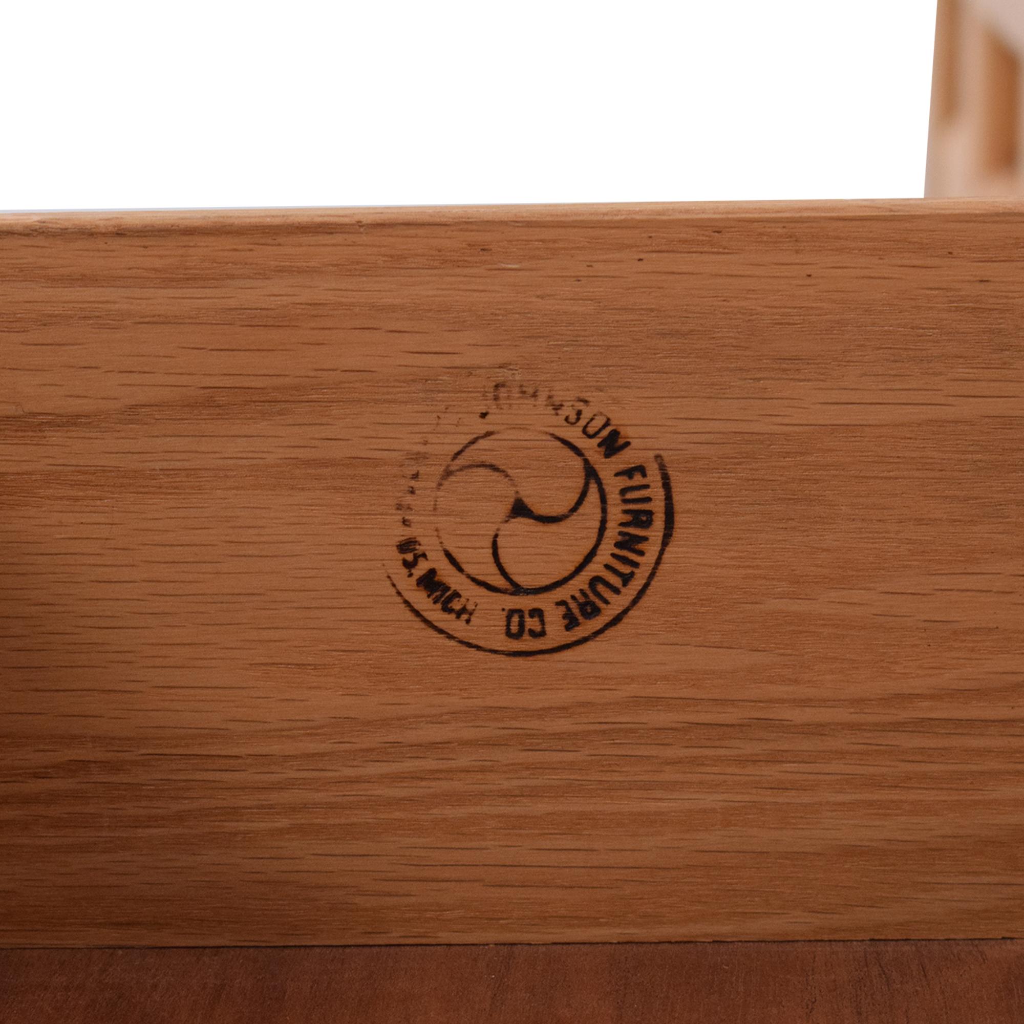buy Johnson Furniture Geometric Sideboard Johnson Furniture Cabinets & Sideboards
