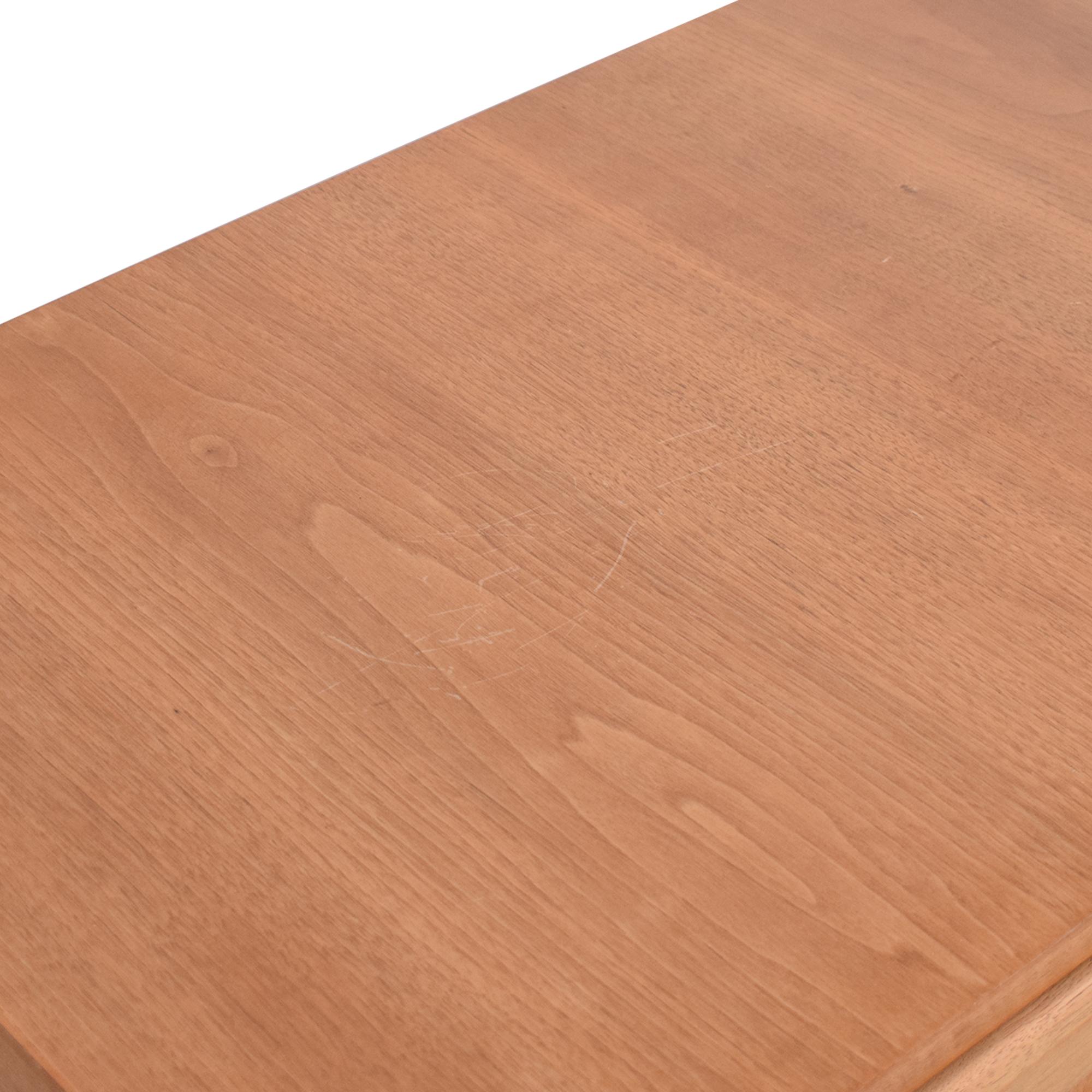 Johnson Furniture Geometric Sideboard Johnson Furniture
