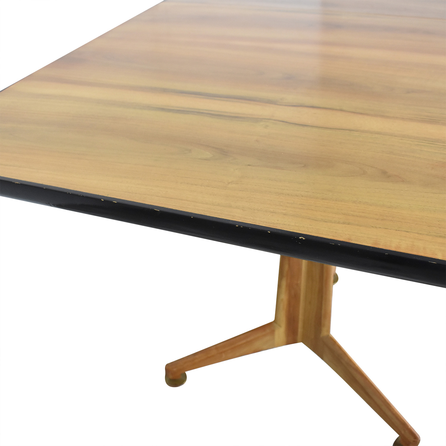 buy Johnson Furniture Mid Century Modern Extendable Dining Table Johnson Furniture Dinner Tables