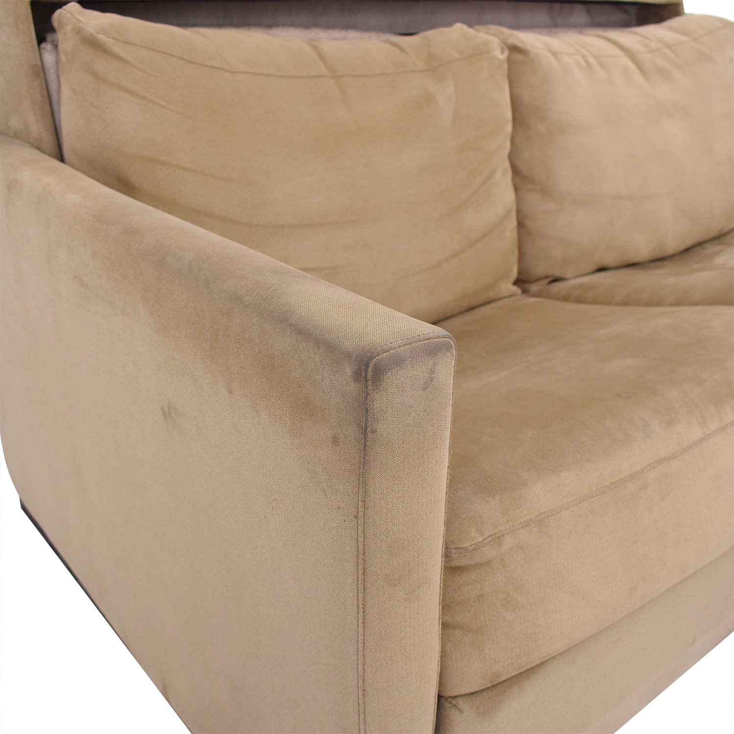 American Leather American Leather Patterson Sleeper Sofa with Ottoman price