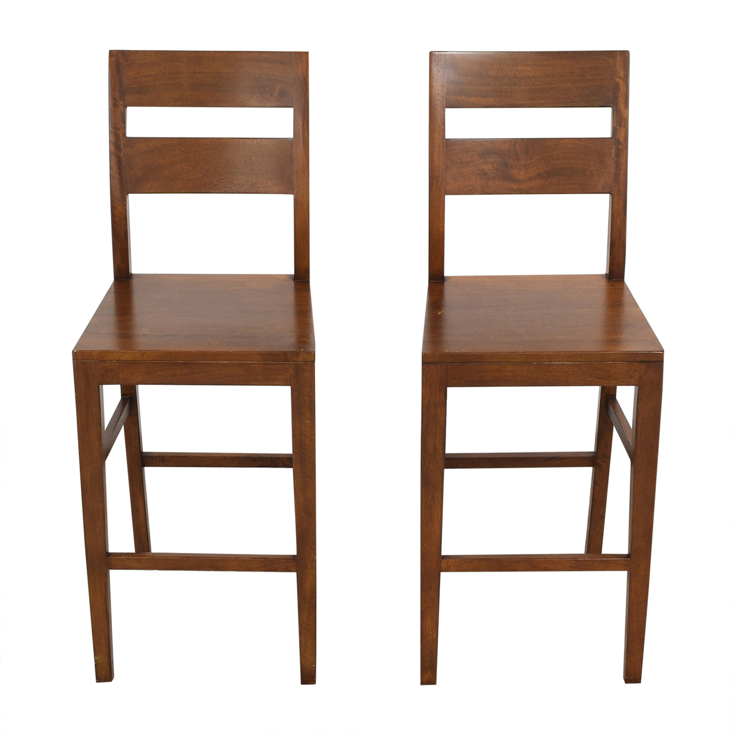 Crate & Barrel Crate and Barrel Counter Stools ma