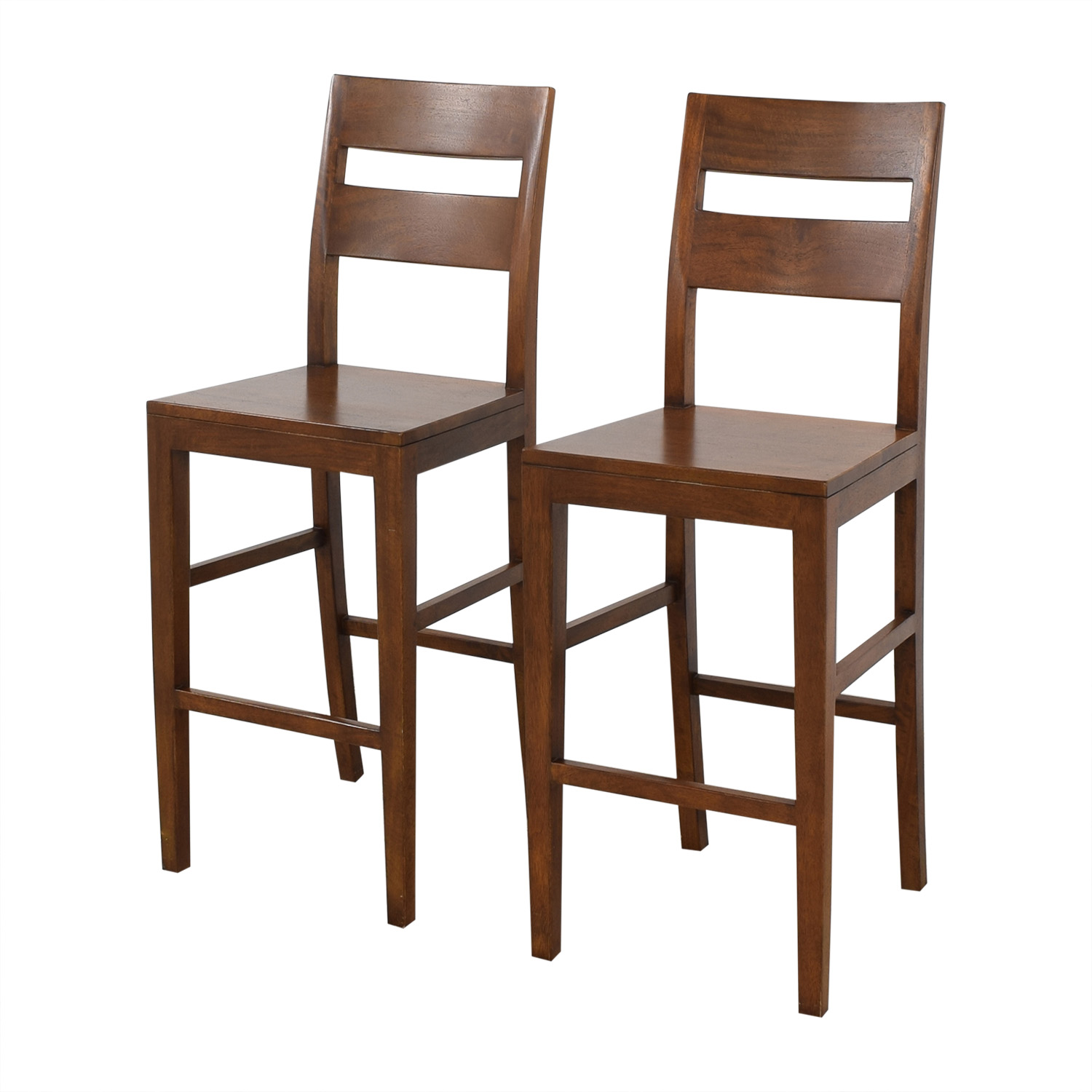 shop Crate and Barrel Counter Stools Crate & Barrel Chairs