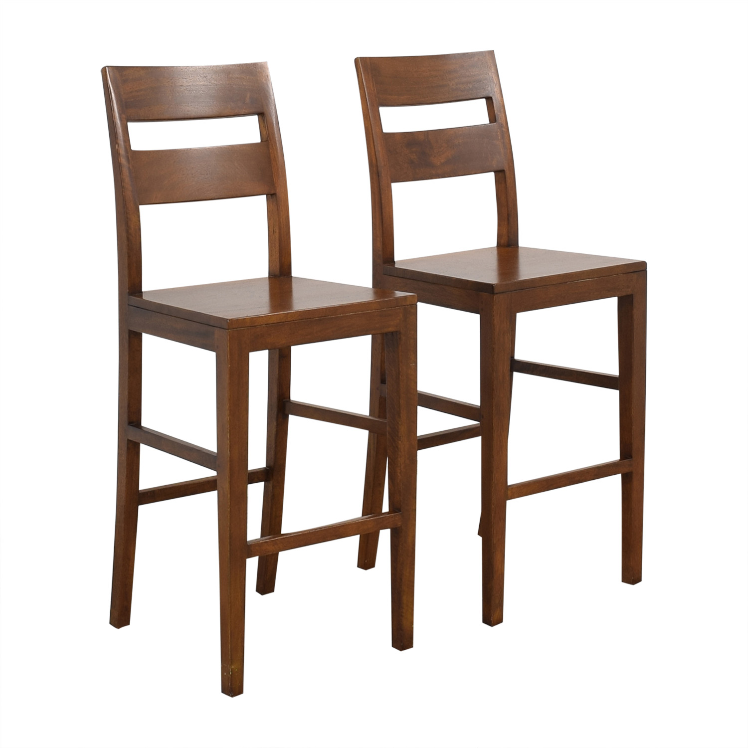 Crate & Barrel Crate and Barrel Counter Stools dimensions