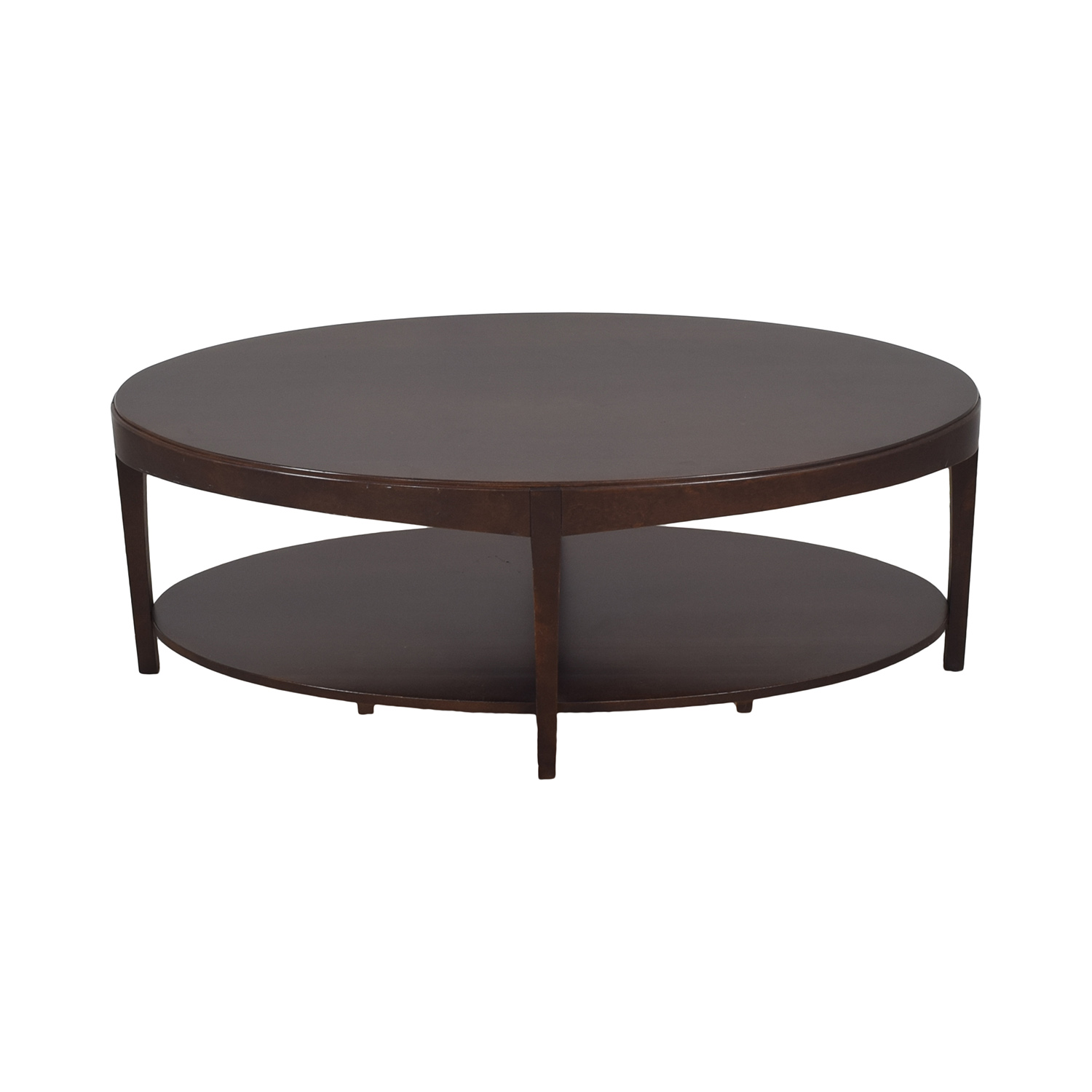 Shermag Shermag Oval Coffee Table on sale