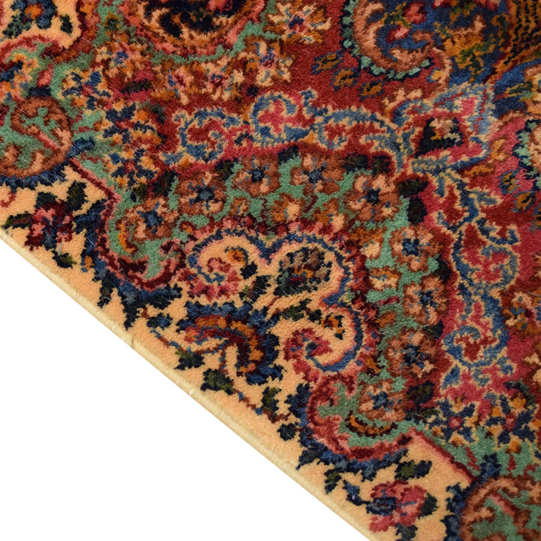 shop Karastan Karastan Kirman Vintage Extra Large Kirman Style Rug Pattern 759 online