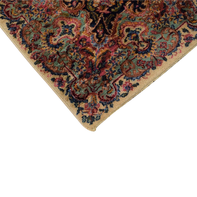 Karastan Kirman Vintage Extra Large Kirman Style Rug Pattern 759 / Decor