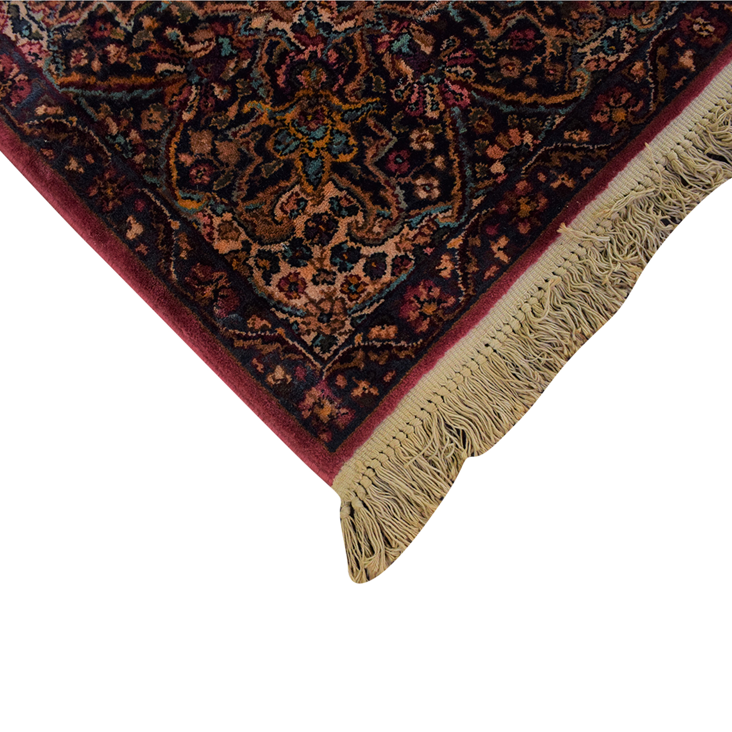 Karastan Kirman Area Rug / Decor