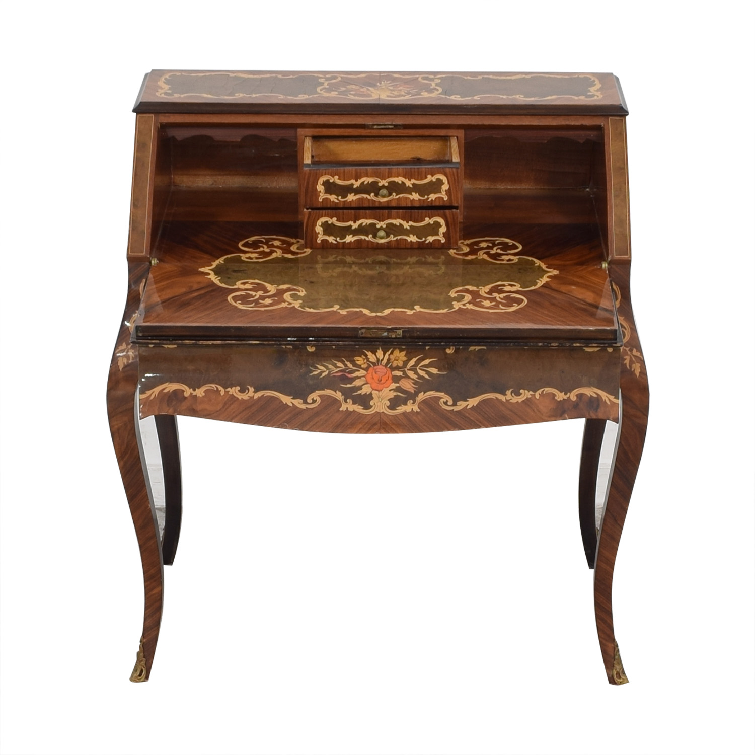 Vintage Italian Decorative Desk ma