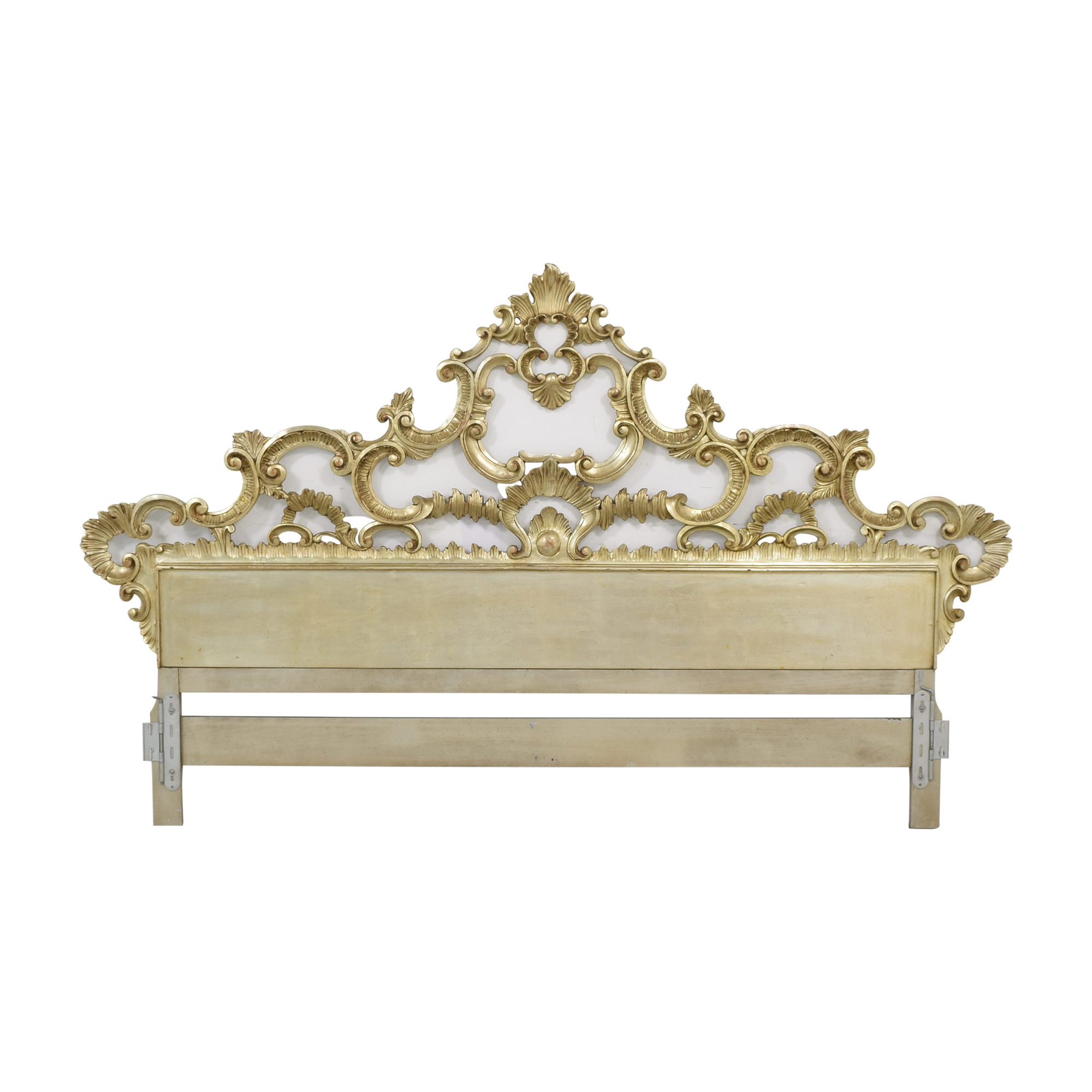shop  Vintage Ornate King Headboard online