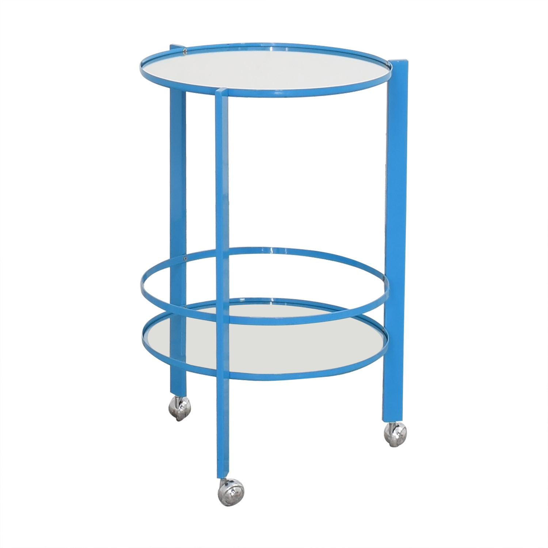CB2 CB2 Ernest Bar Cart dimensions
