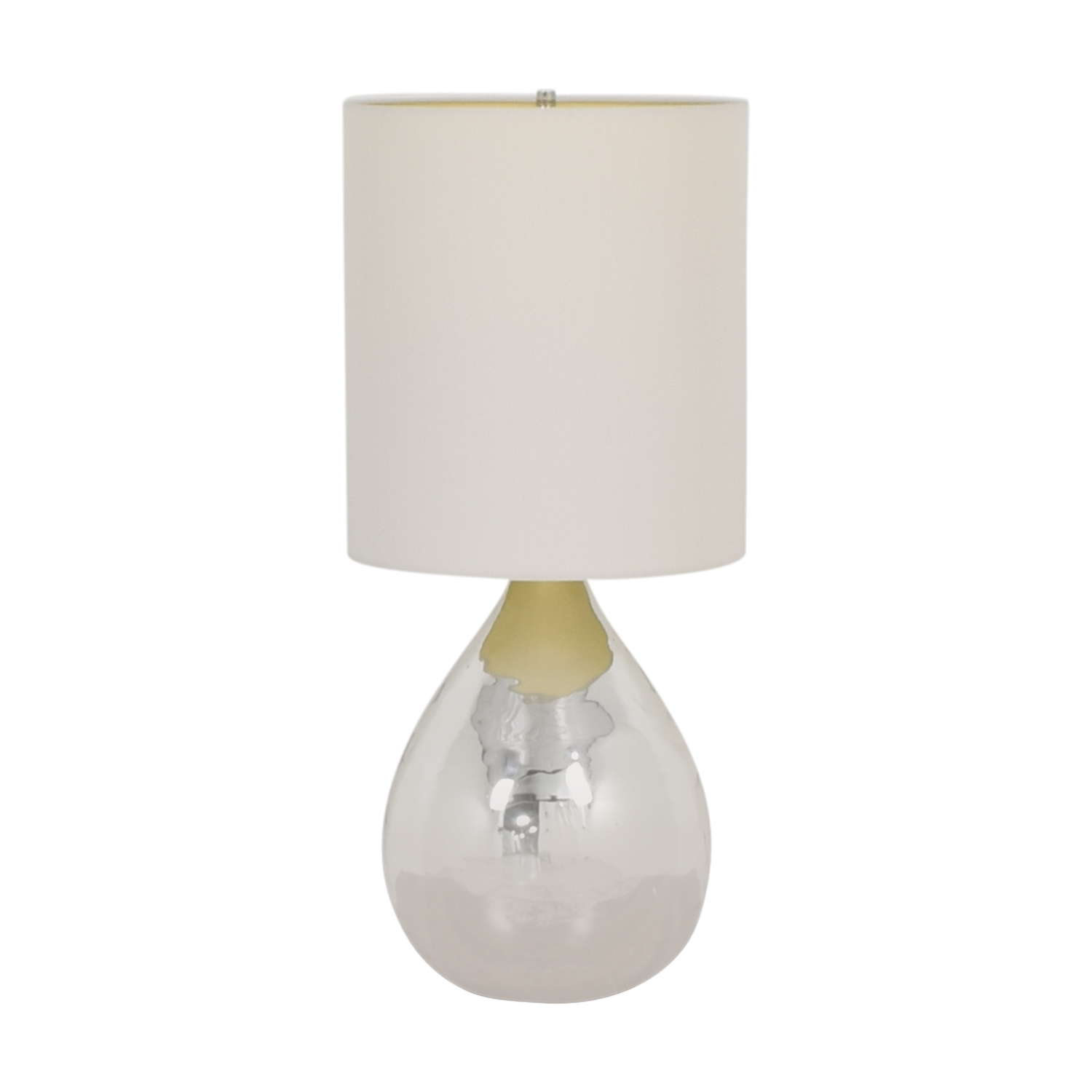 West Elm West Elm Mercury Jug Table Lamp pa