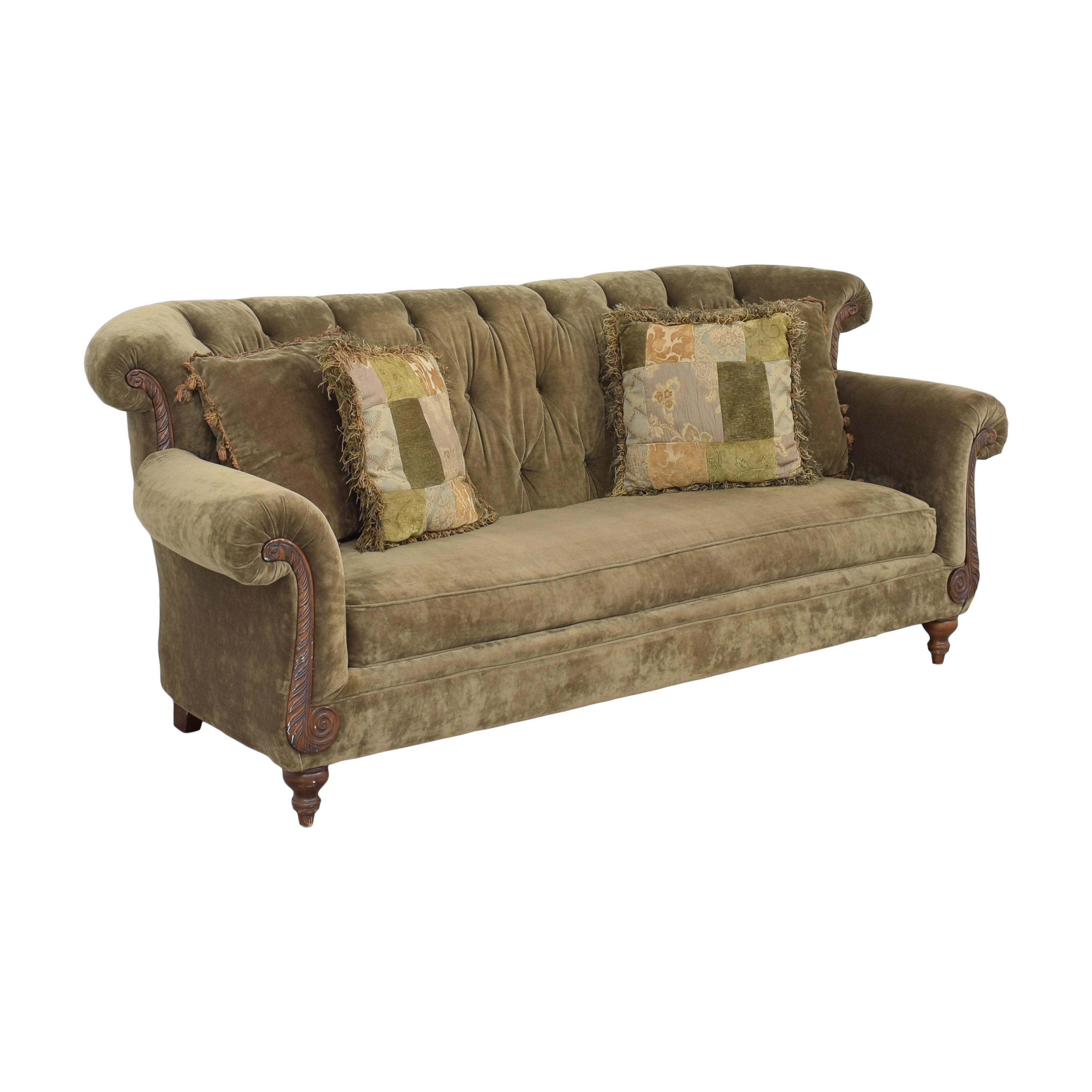 Domain Domain Chesterfield Sofa second hand