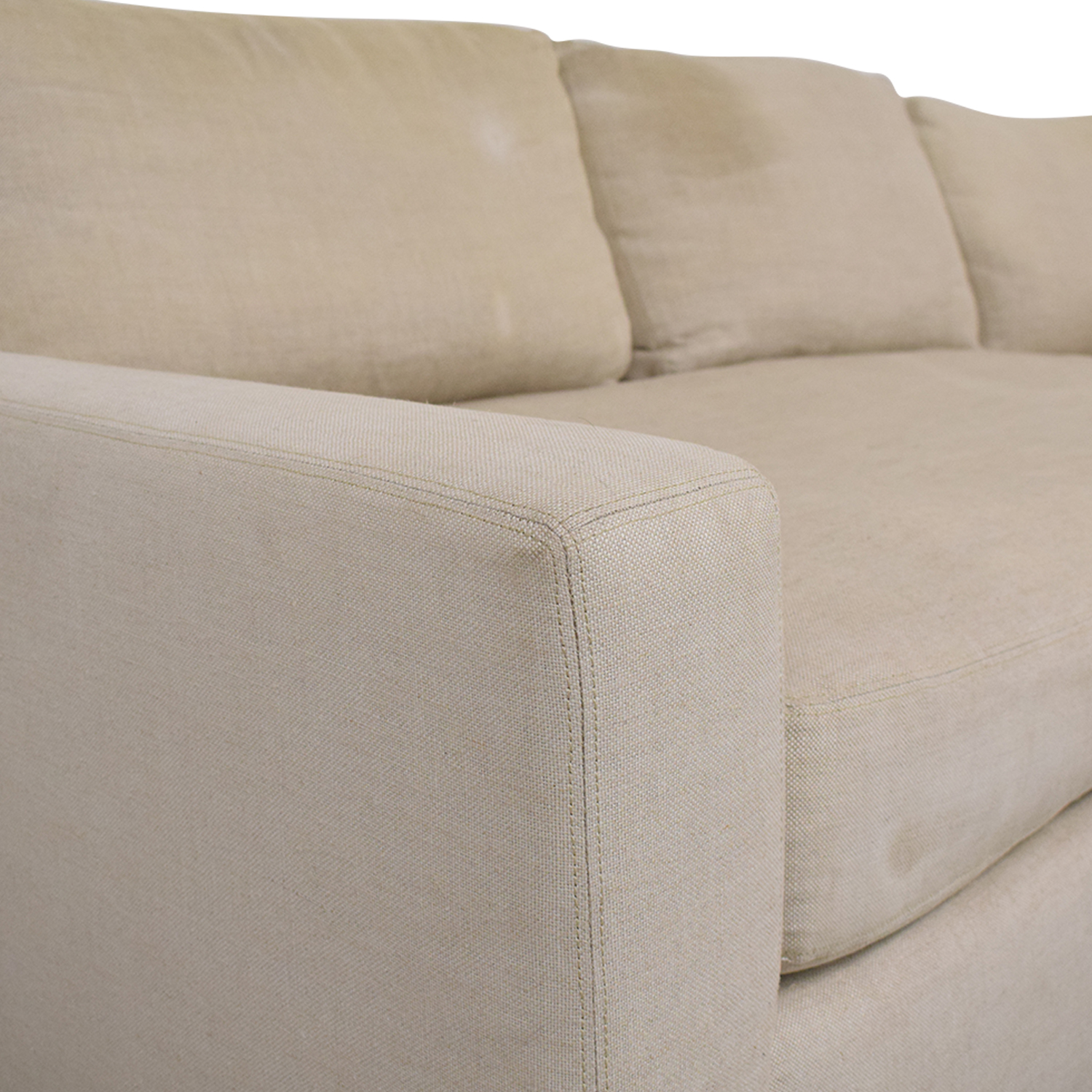 Restoration Hardware Restoration Hardware Maxwell Chaise Sectional Sofa