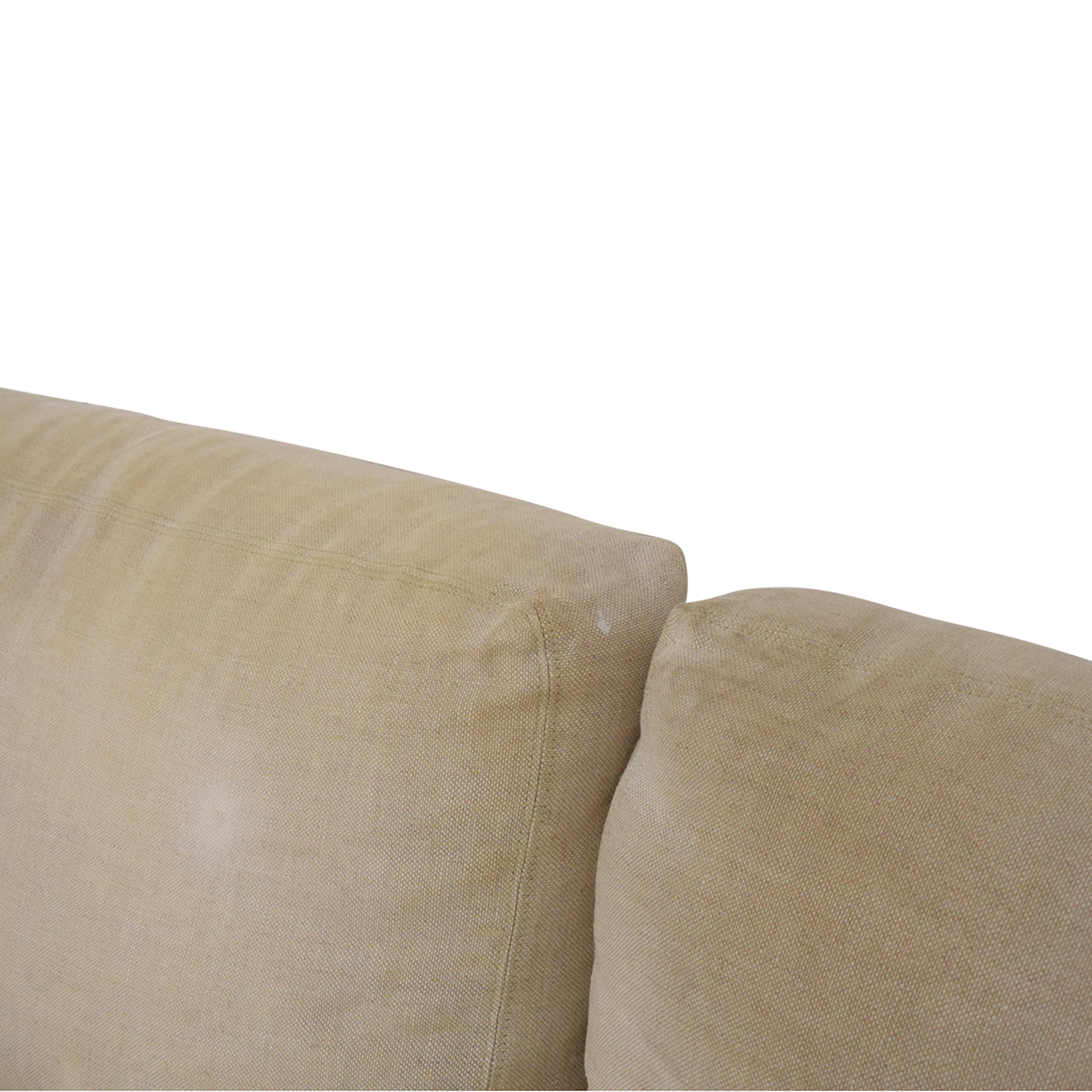 Restoration Hardware Restoration Hardware Maxwell Chaise Sectional Sofa ct