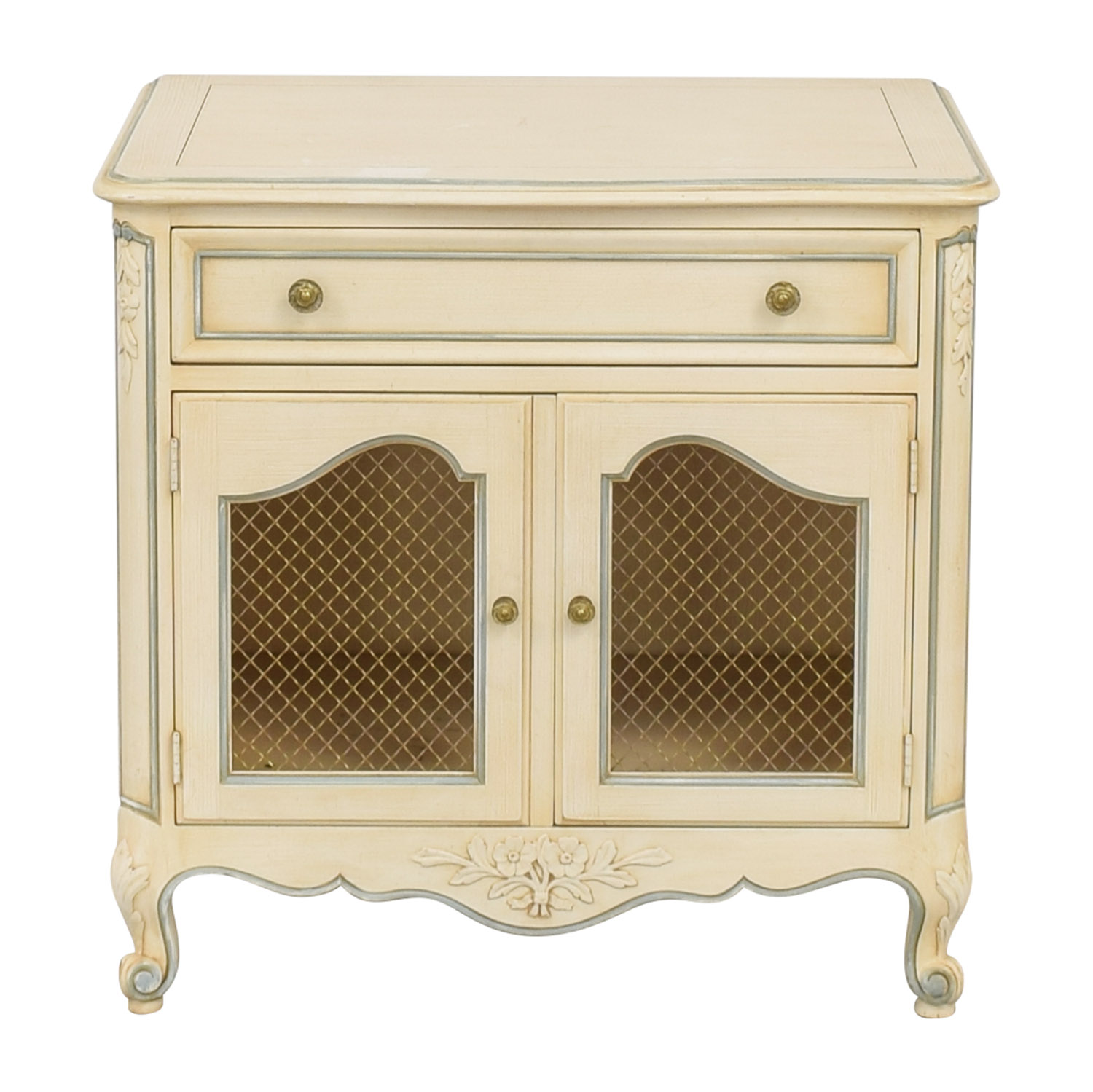 Kindel Kindel Vintage French Provincial Nightstand discount