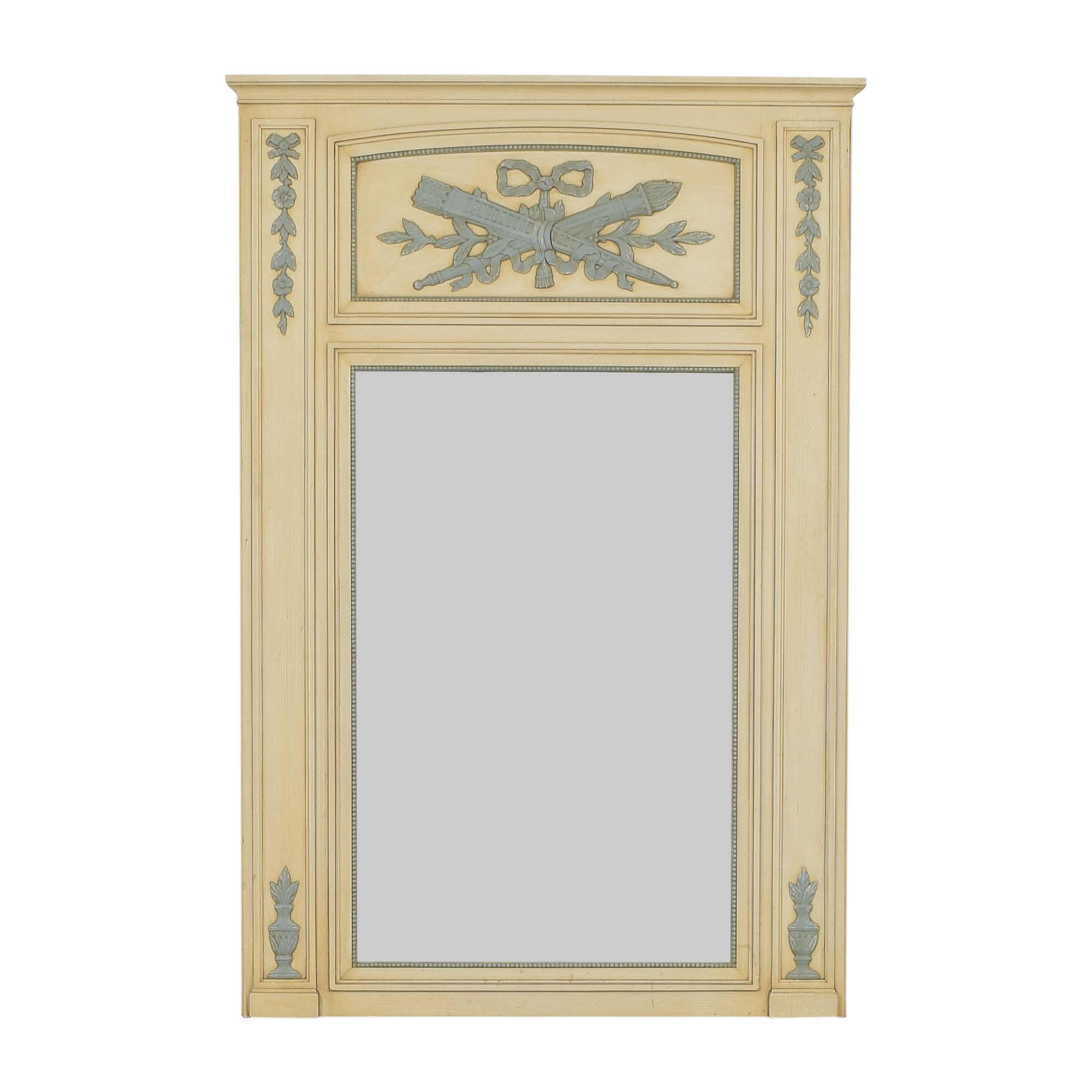 shop Kindel Vintage French Provincial Style Mirror Kindel