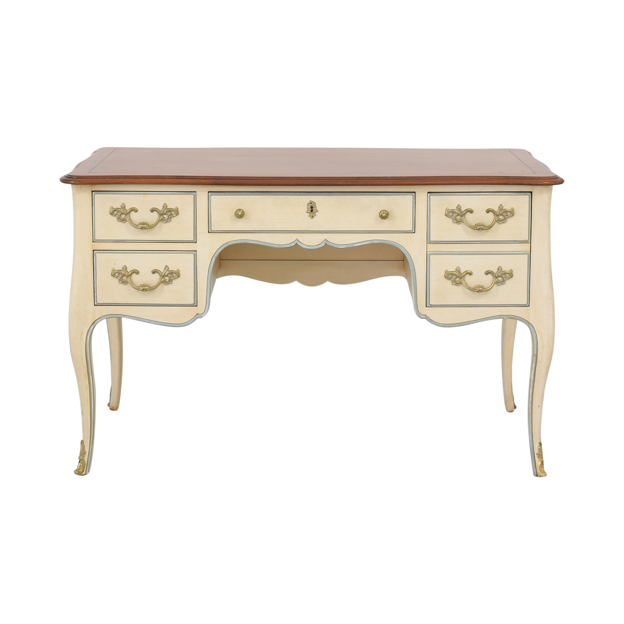 buy Kindel Kindel Vintage French Provincial Desk online