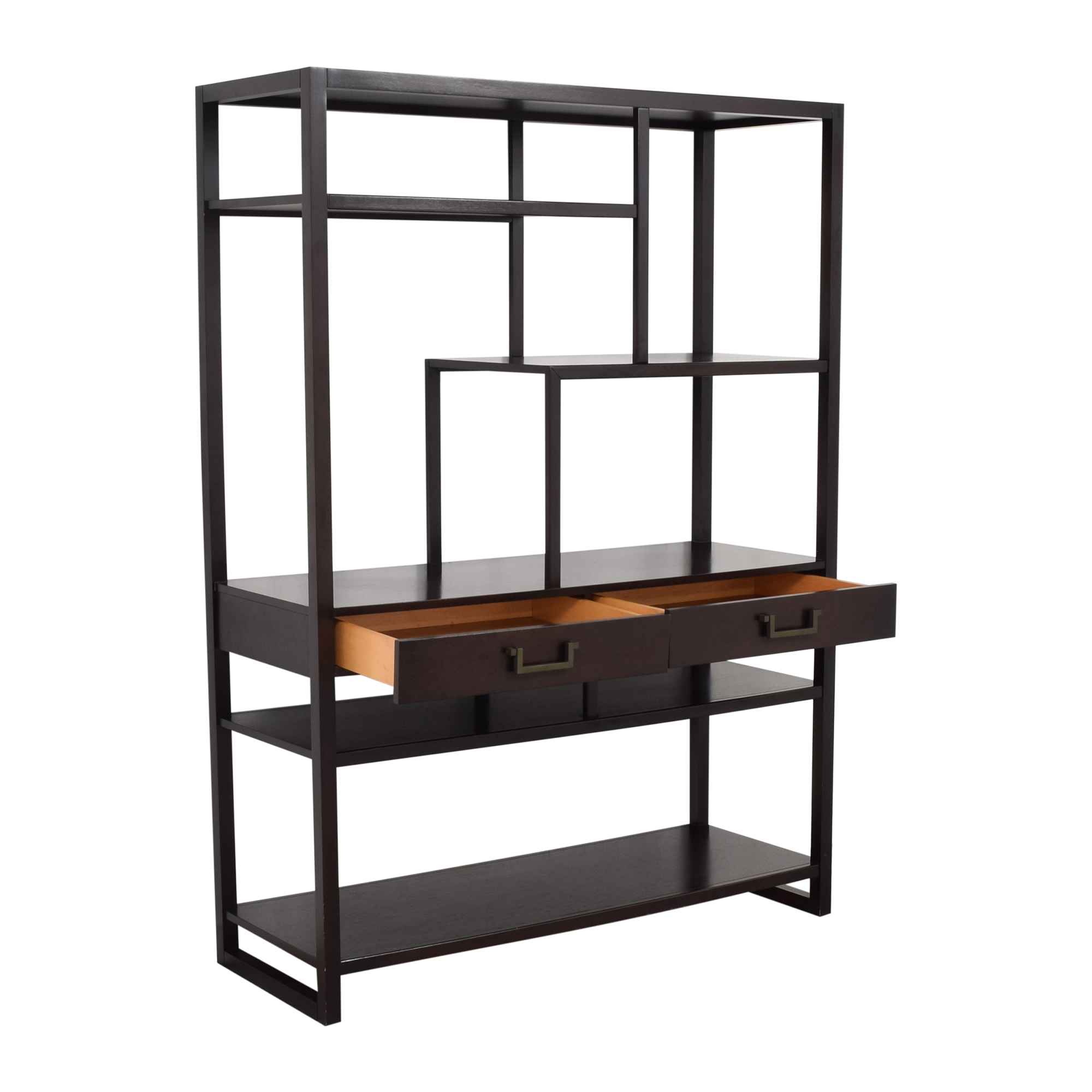 Vanguard Furniture Michael Weiss Modernism by Vanguard Furniture Wood Eterge Bookcases & Shelving