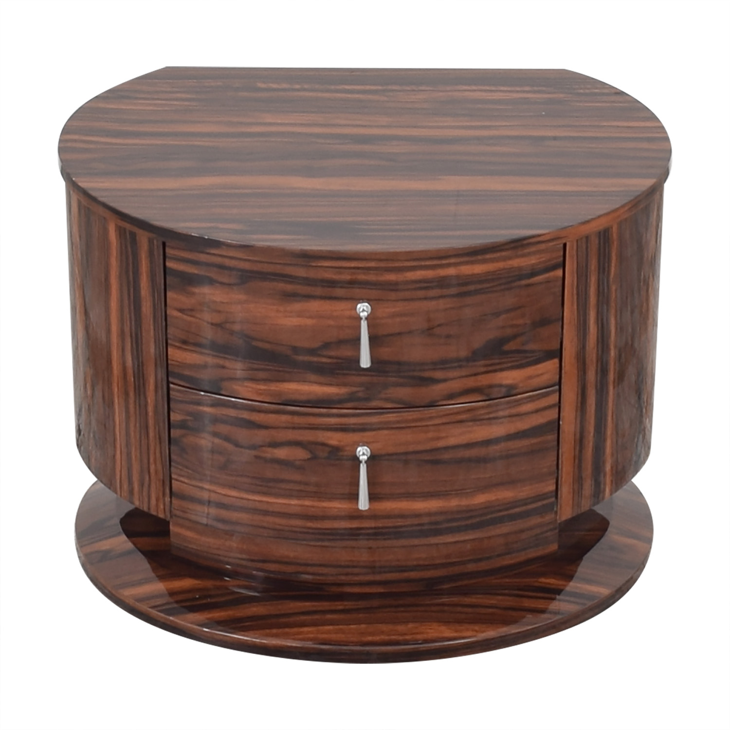 Two Drawer Night Stand dimensions