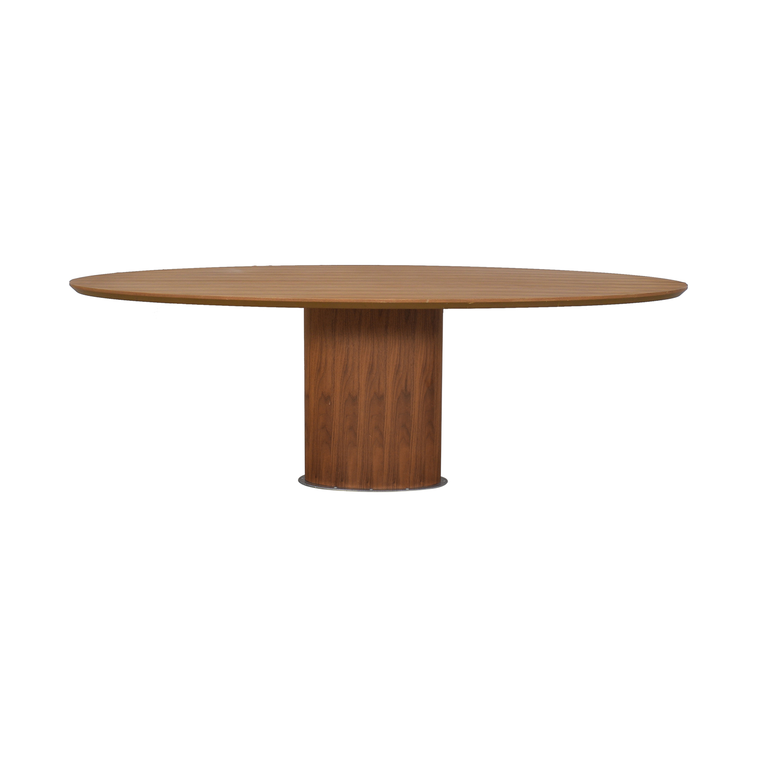 Pangea Home Pangea Home Oval Modern Dining Table Dinner Tables