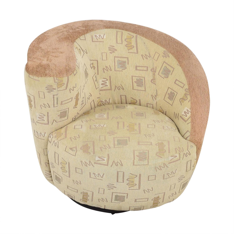 shop Directional Furniture Swivel Lounge Chair Directional Furniture Accent Chairs