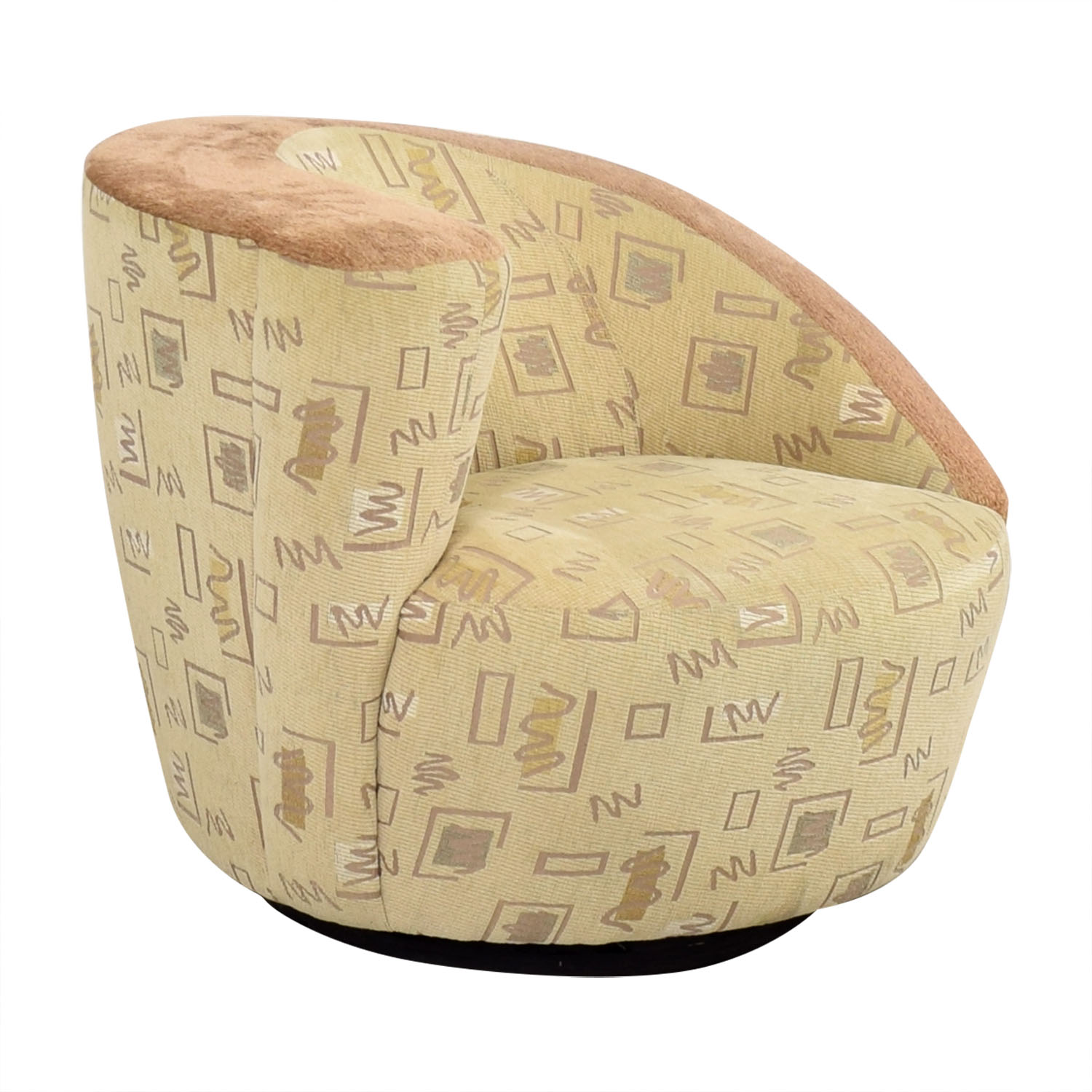 Directional Furniture Directional Furniture Swivel Lounge Chair for sale