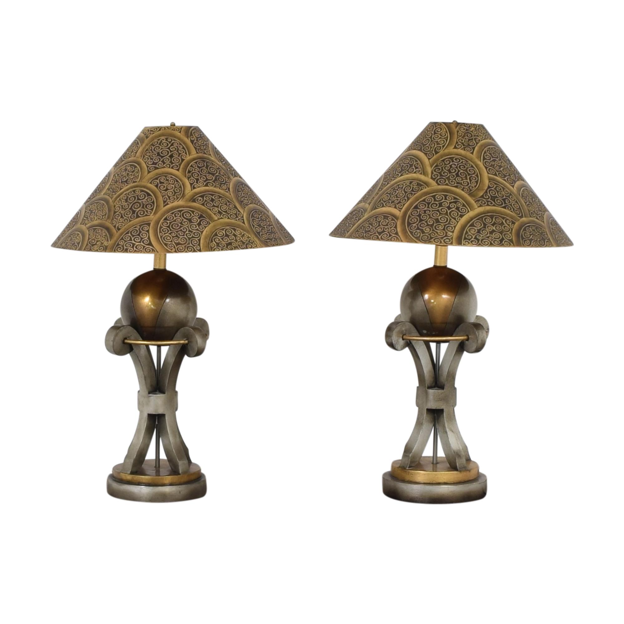 Vintage Lamps / Decor