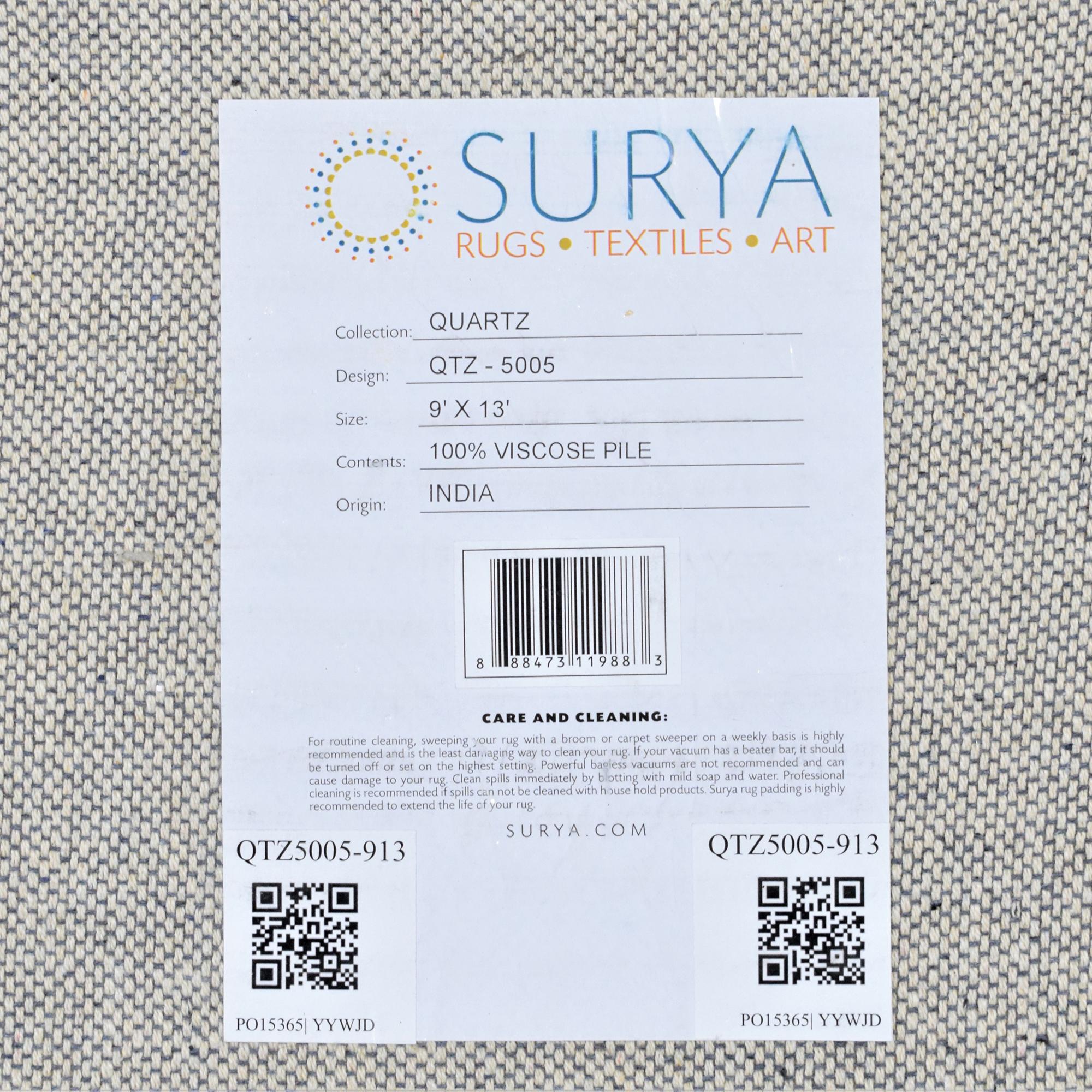 Surya Surya Quartz Area Rug Decor