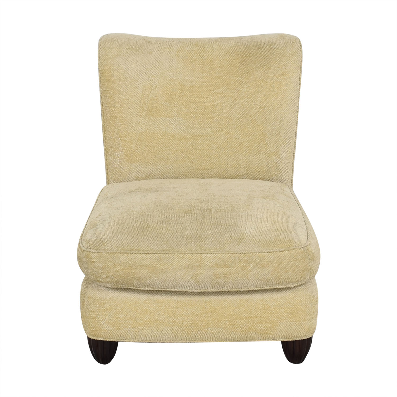 Baker Furniture Baker Furniture Barbara Barry Slipper Chair beige