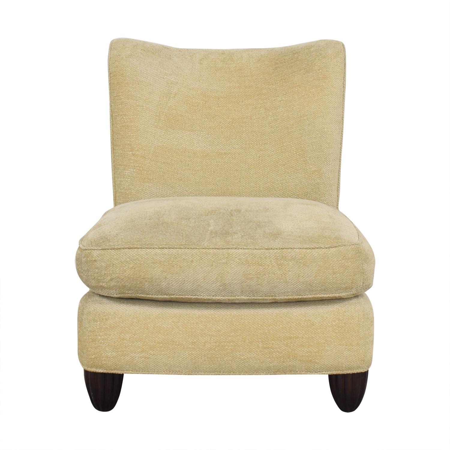 shop Baker Furniture Barbara Barry Slipper Chair Baker Furniture Accent Chairs