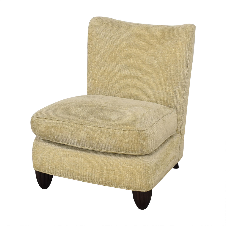 Baker Furniture Baker Furniture Barbara Barry Slipper Chair Accent Chairs